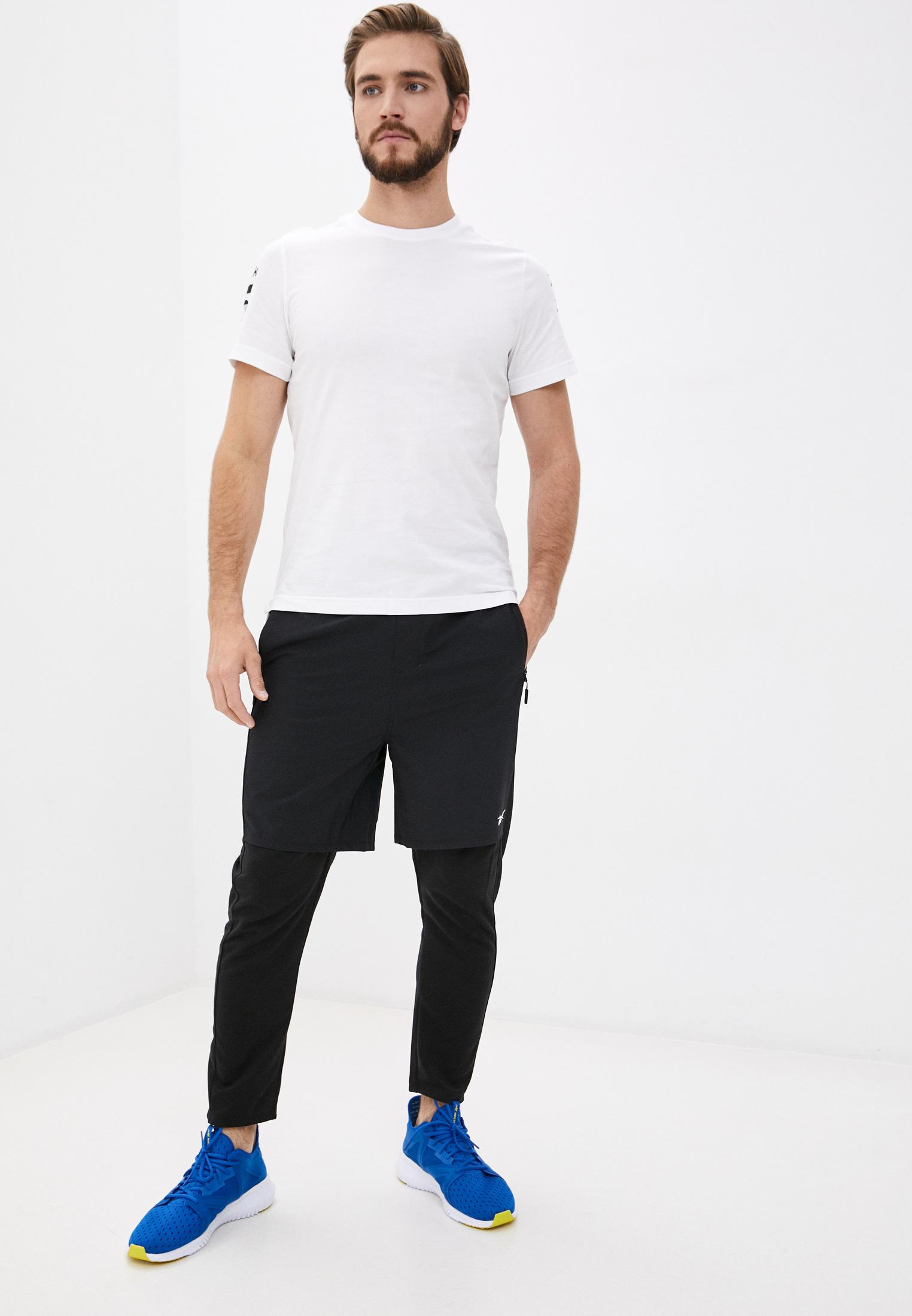 Мужские спортивные брюки Reebok (Рибок) FS8564: изображение 2