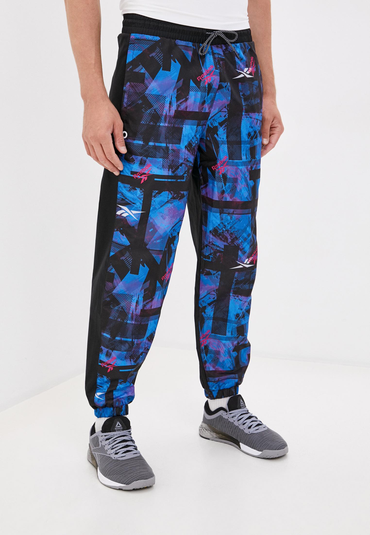 Мужские спортивные брюки Reebok (Рибок) FS8486: изображение 1
