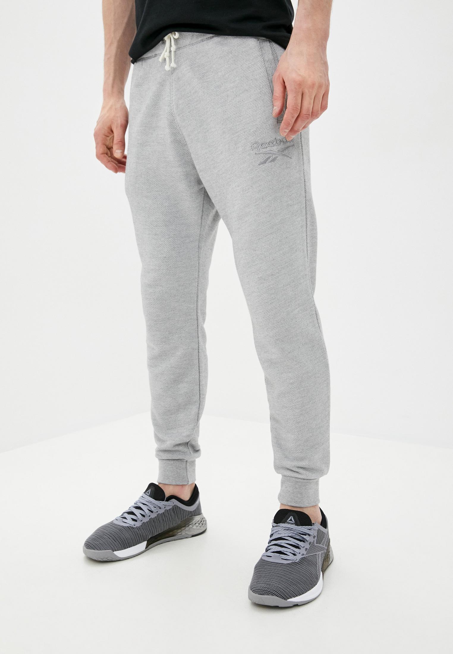 Мужские спортивные брюки Reebok (Рибок) FS8455: изображение 1