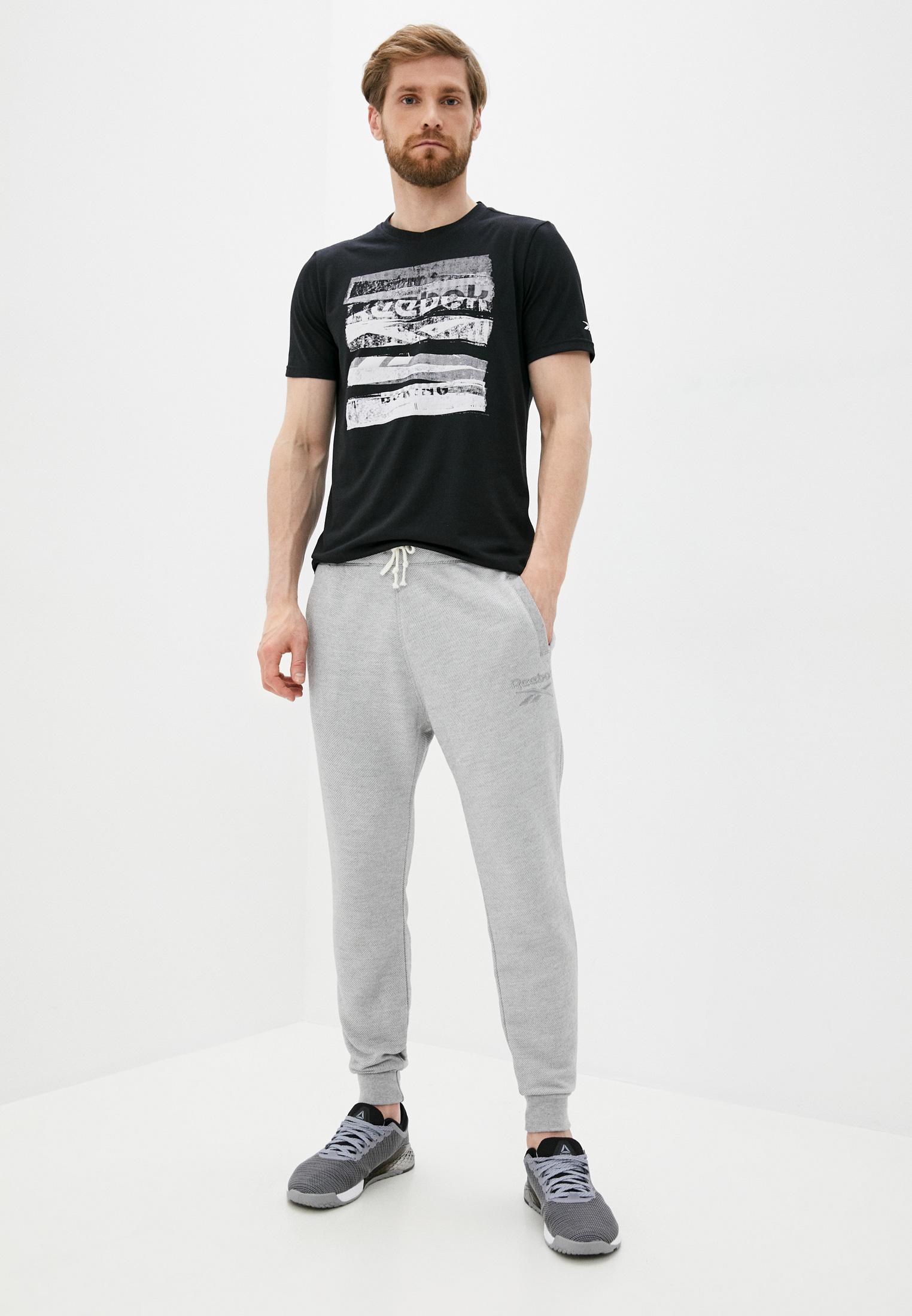 Мужские спортивные брюки Reebok (Рибок) FS8455: изображение 2