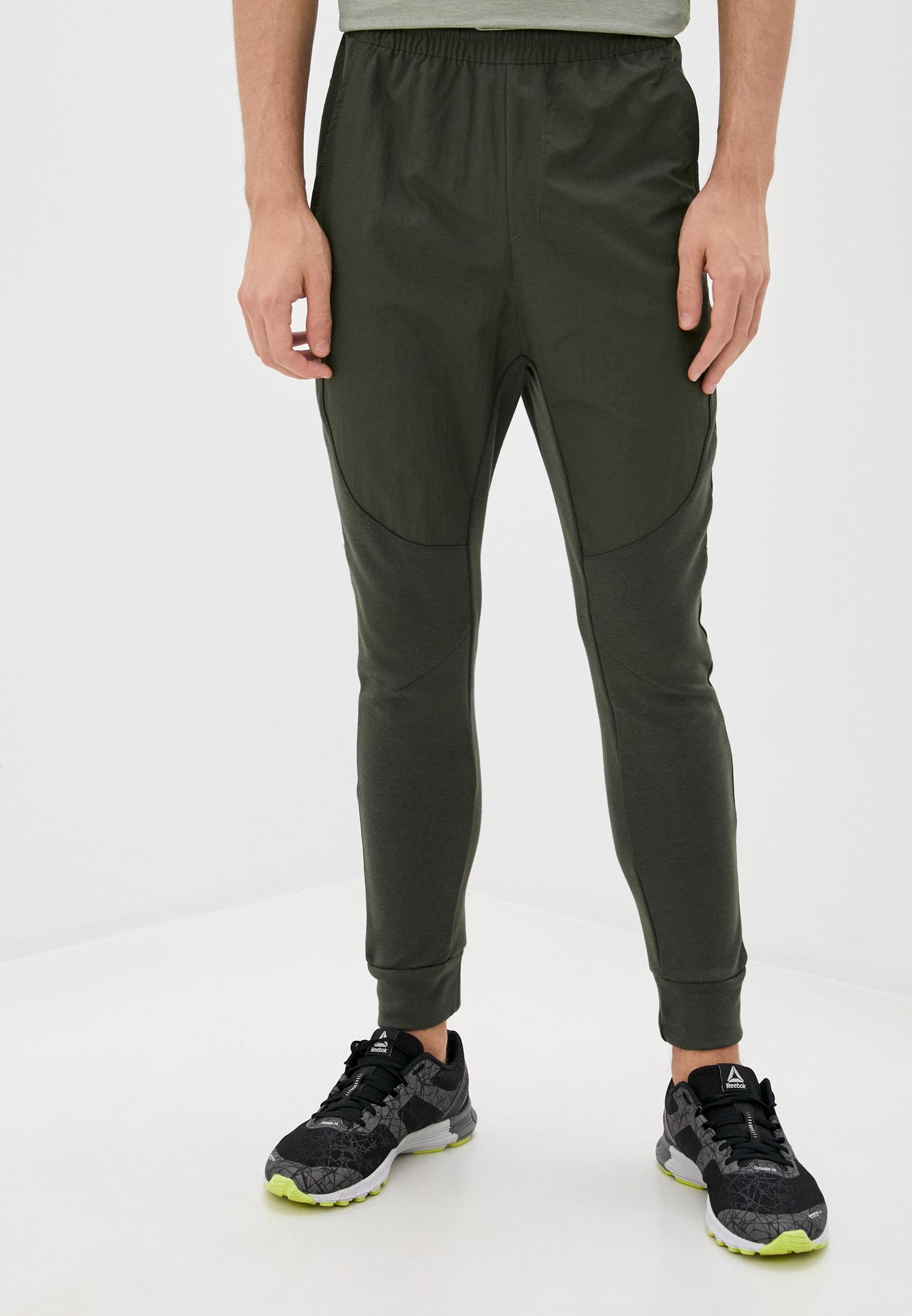 Мужские спортивные брюки Reebok (Рибок) FU2931: изображение 1