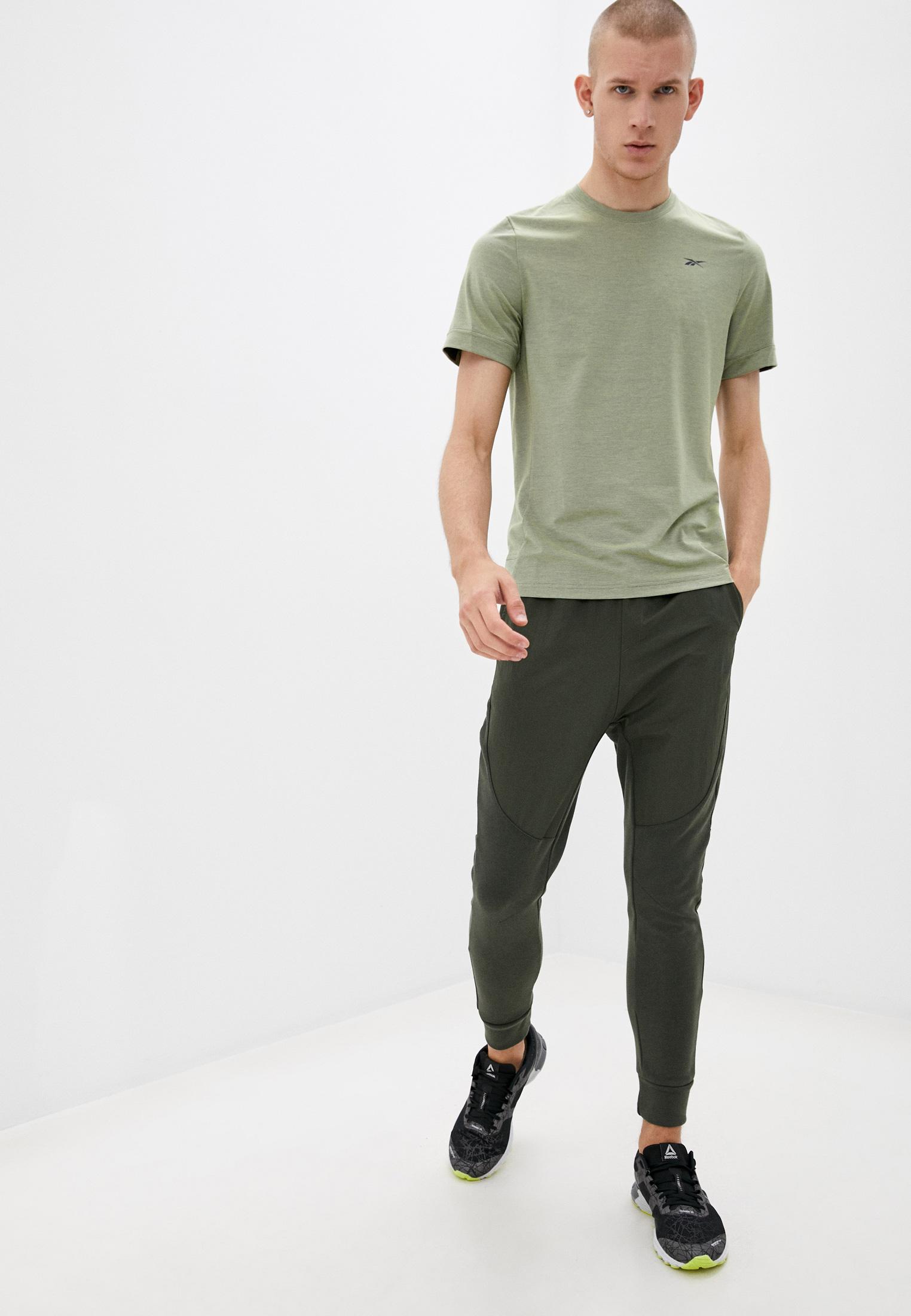 Мужские спортивные брюки Reebok (Рибок) FU2931: изображение 2