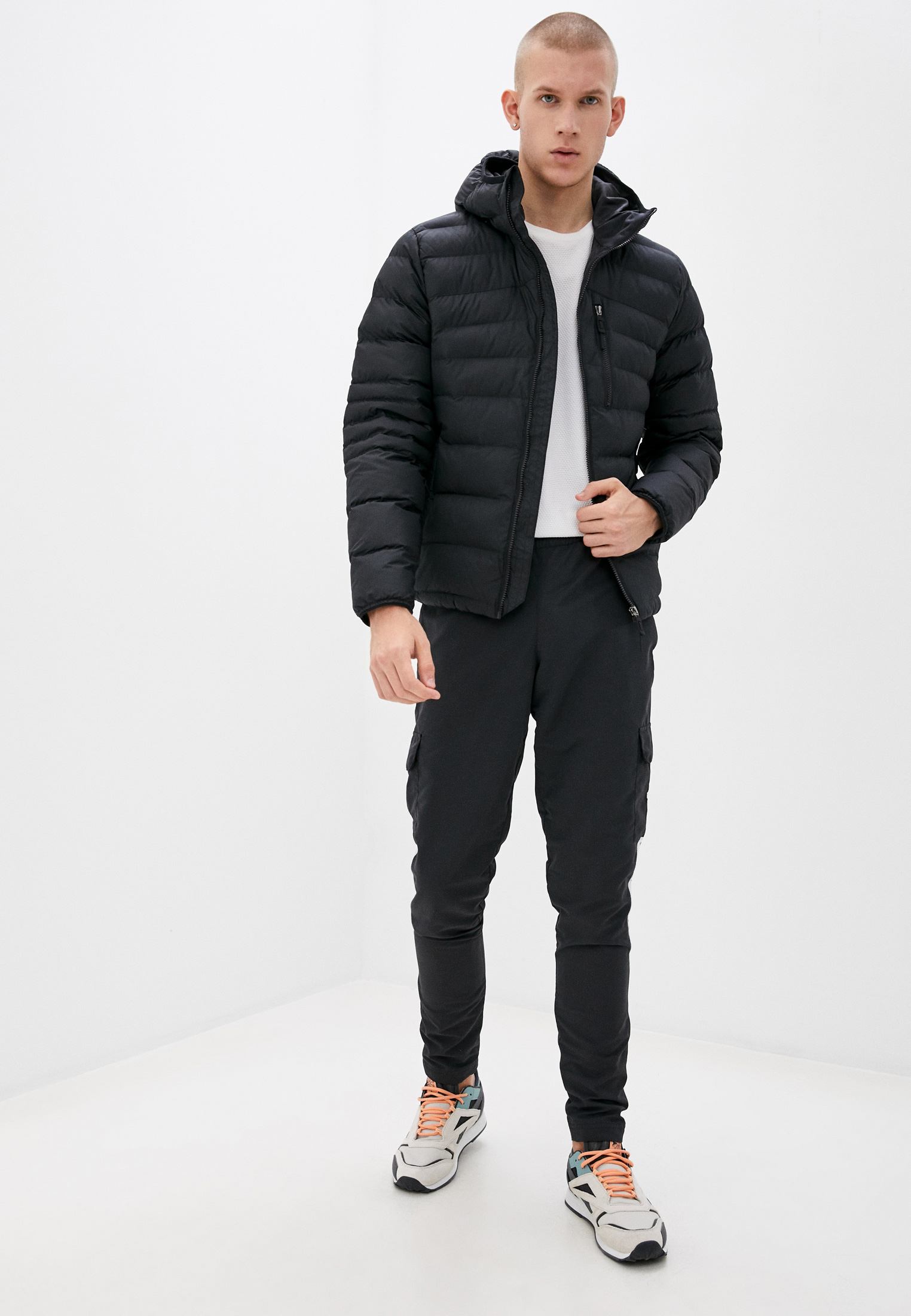 Мужская верхняя одежда Reebok (Рибок) FU1699: изображение 2