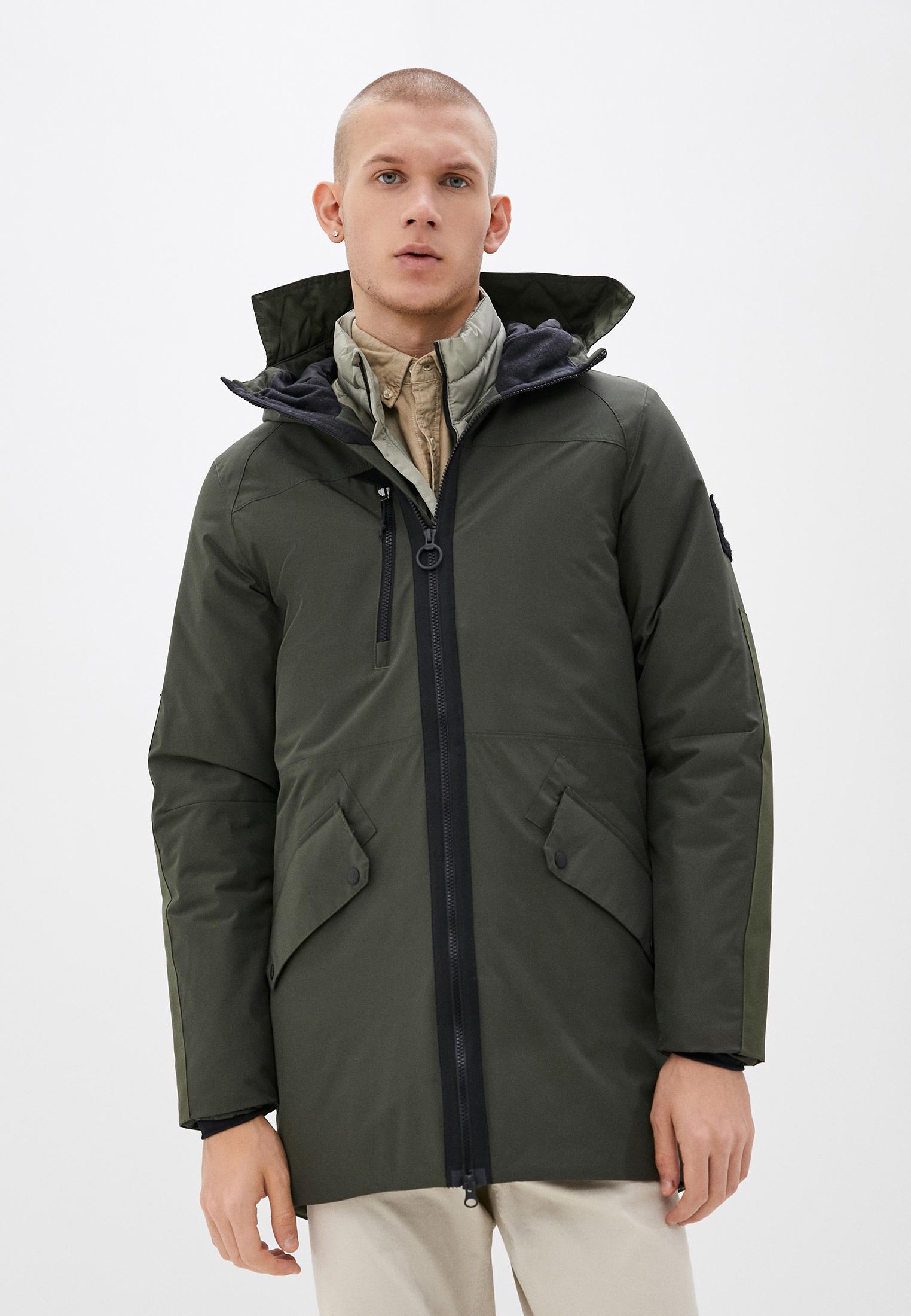 Мужская верхняя одежда Reebok (Рибок) FU1698: изображение 1
