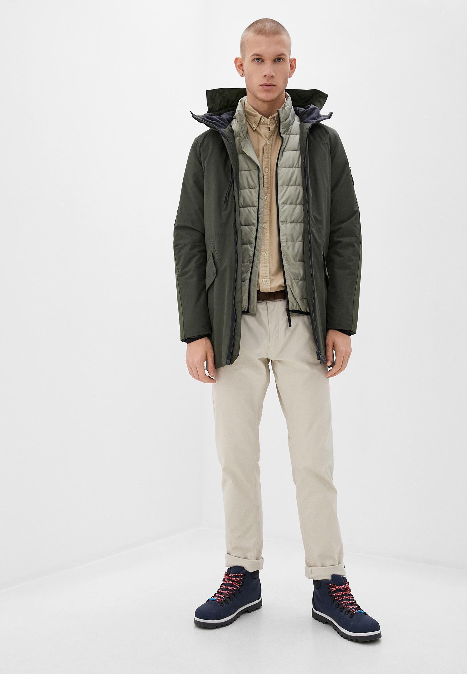 Мужская верхняя одежда Reebok (Рибок) FU1698: изображение 2