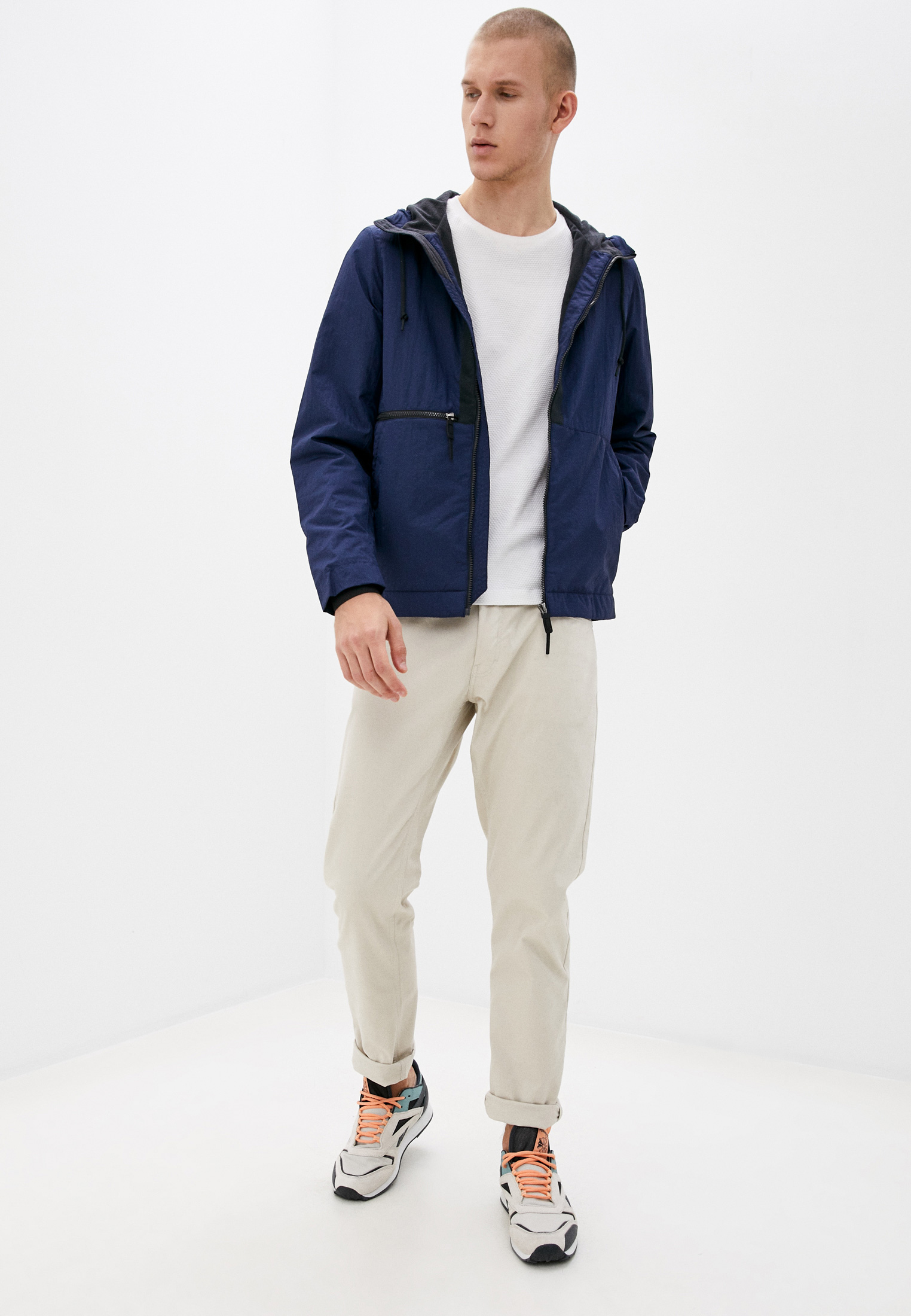 Куртка Reebok (Рибок) FU1668: изображение 2