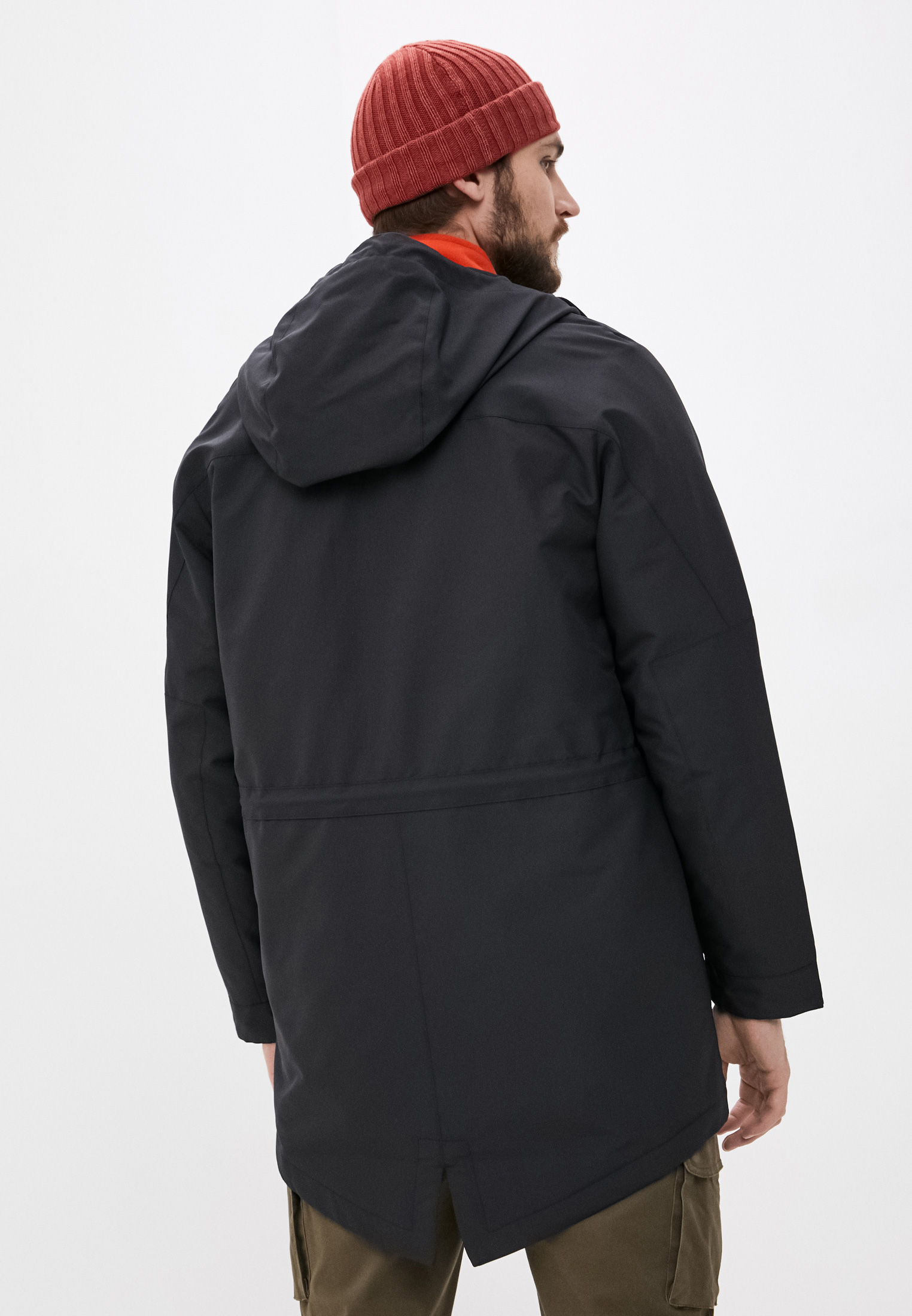 Мужская верхняя одежда Reebok (Рибок) FT0684: изображение 3