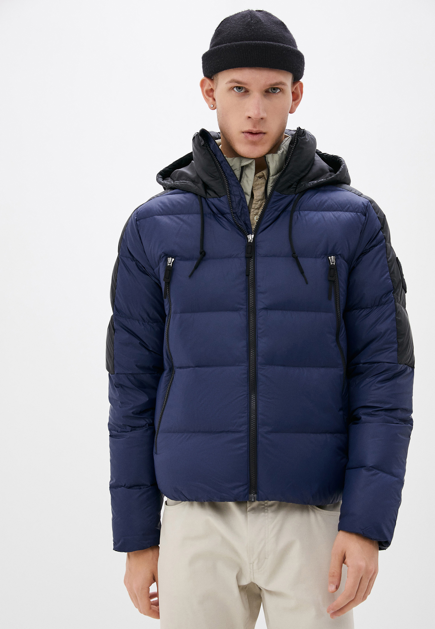 Утепленная куртка Reebok (Рибок) FU1689
