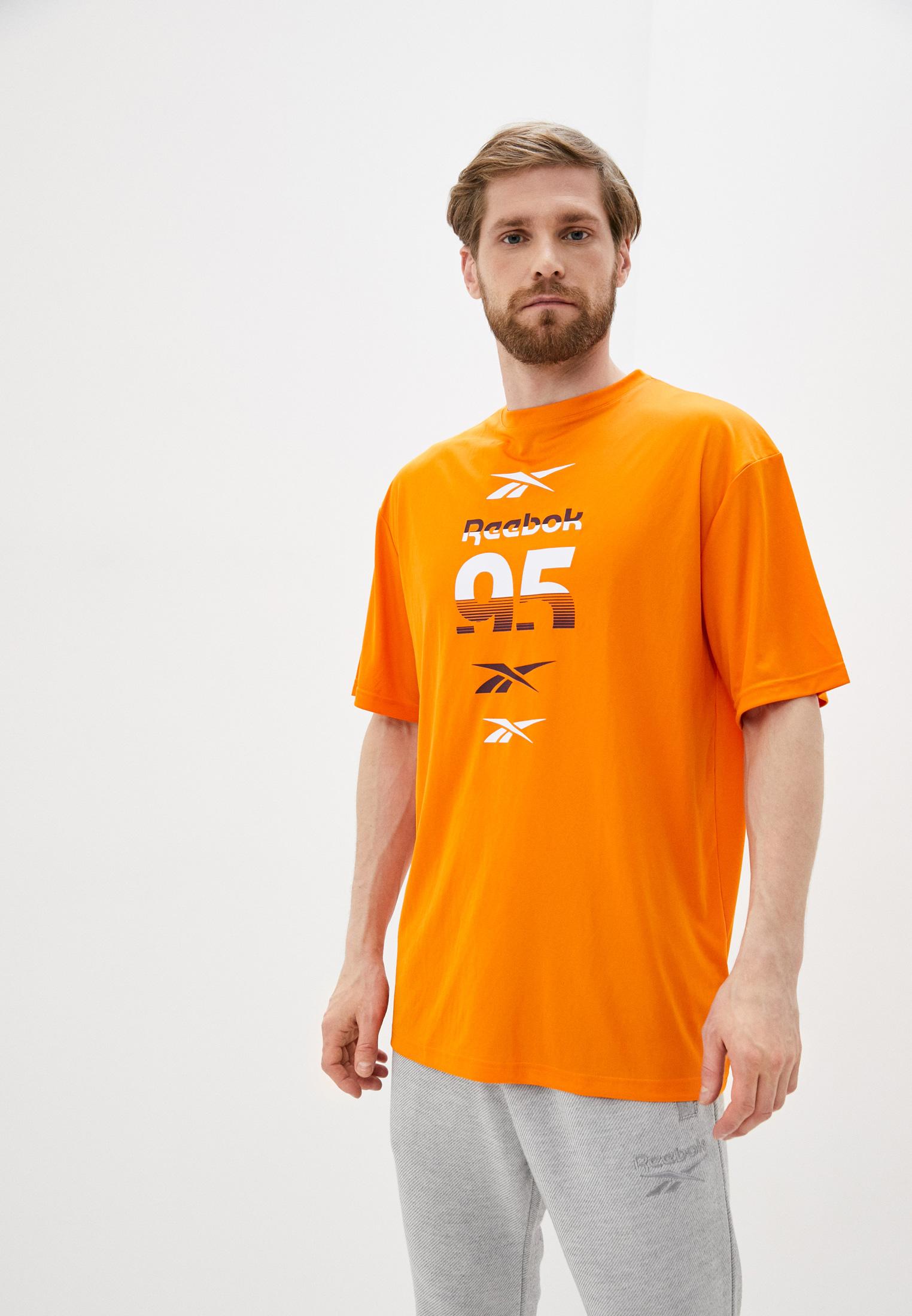 Спортивная футболка Reebok (Рибок) FU3143