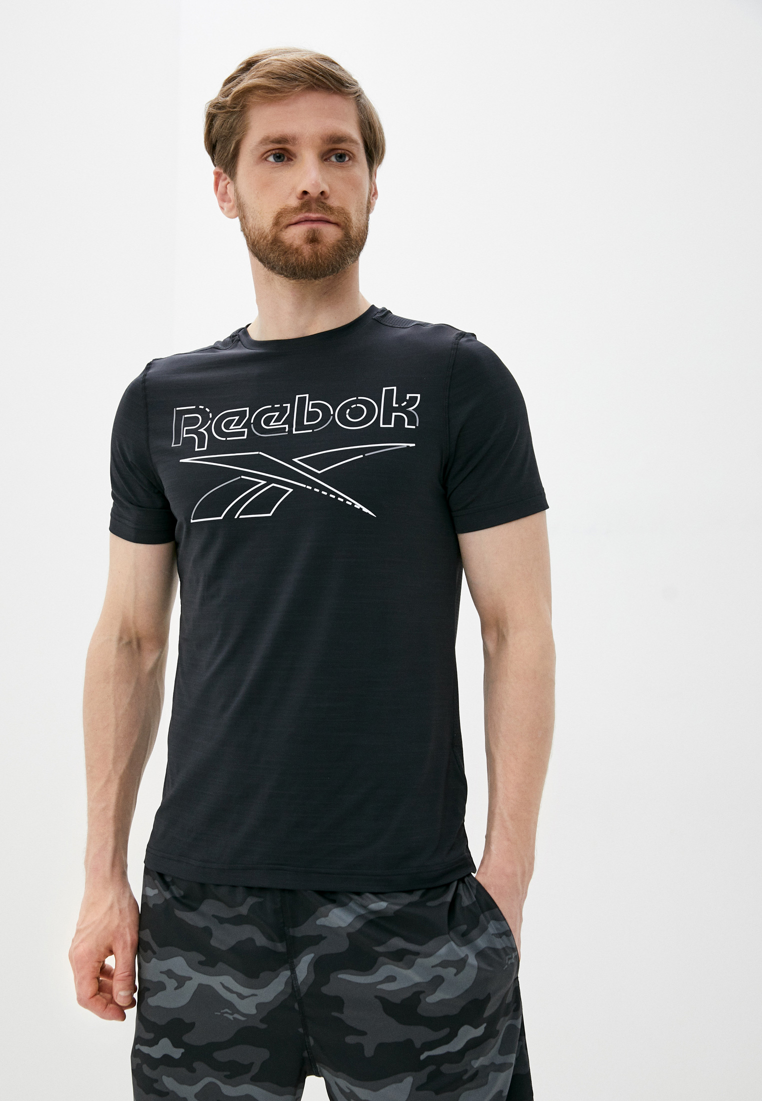 Спортивная футболка Reebok (Рибок) FS8444