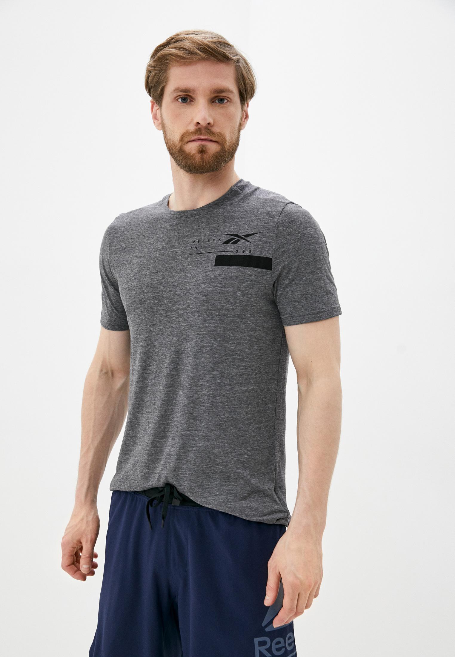 Спортивная футболка Reebok (Рибок) FU2993