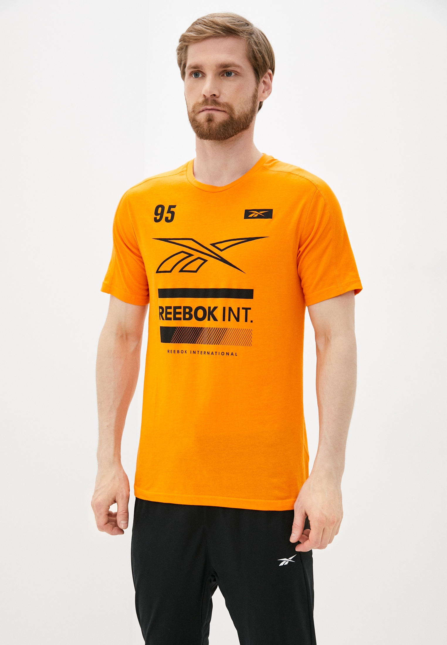 Футболка Reebok (Рибок) FU2880