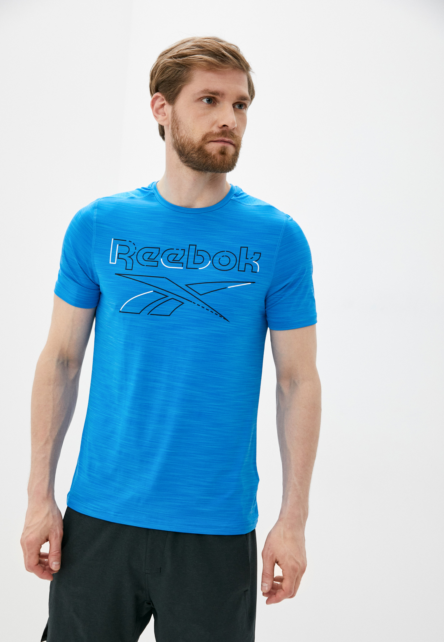 Спортивная футболка Reebok (Рибок) FU3284