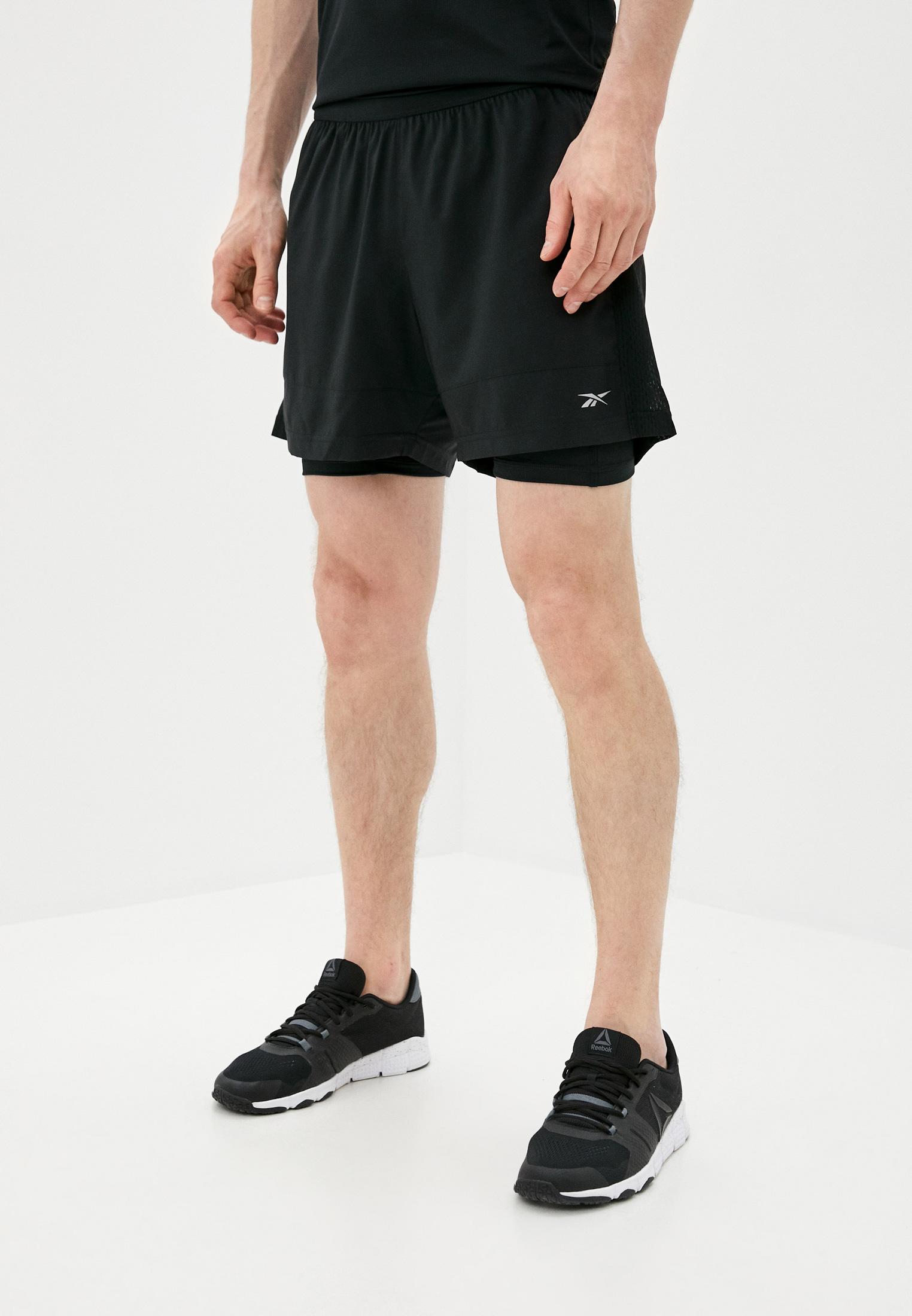 Мужские спортивные шорты Reebok (Рибок) FT1061
