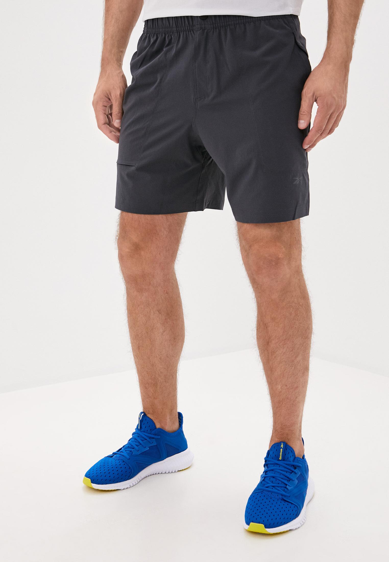 Мужские спортивные шорты Reebok (Рибок) FU1479: изображение 1