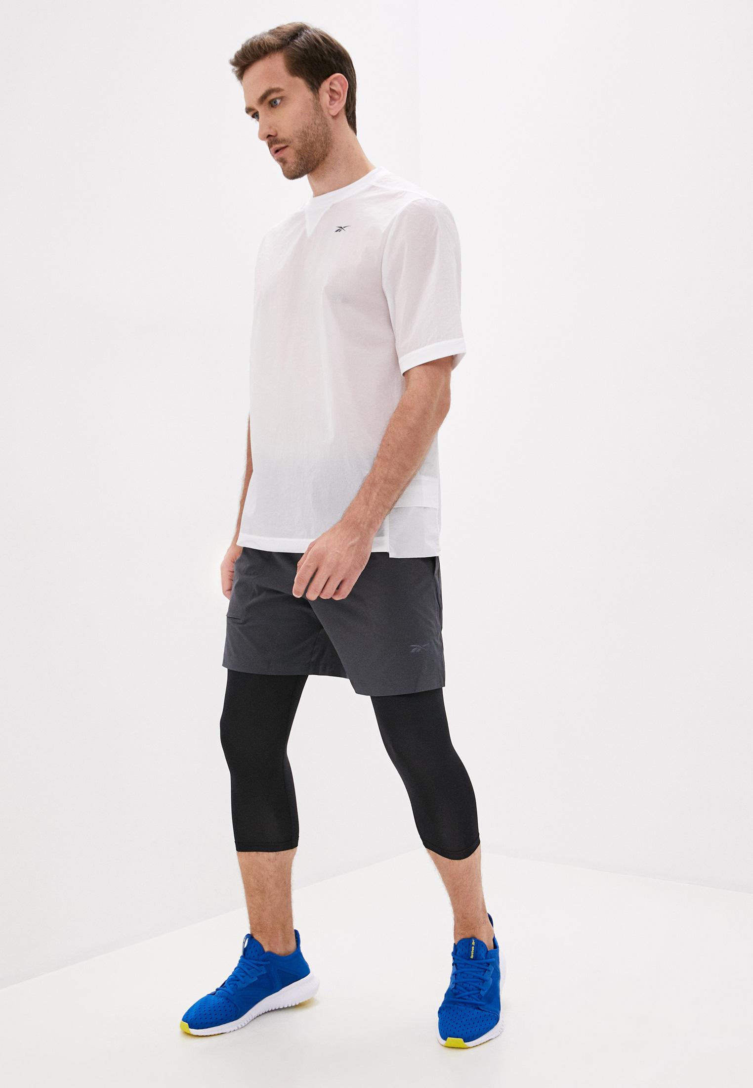 Мужские спортивные шорты Reebok (Рибок) FU1479: изображение 2