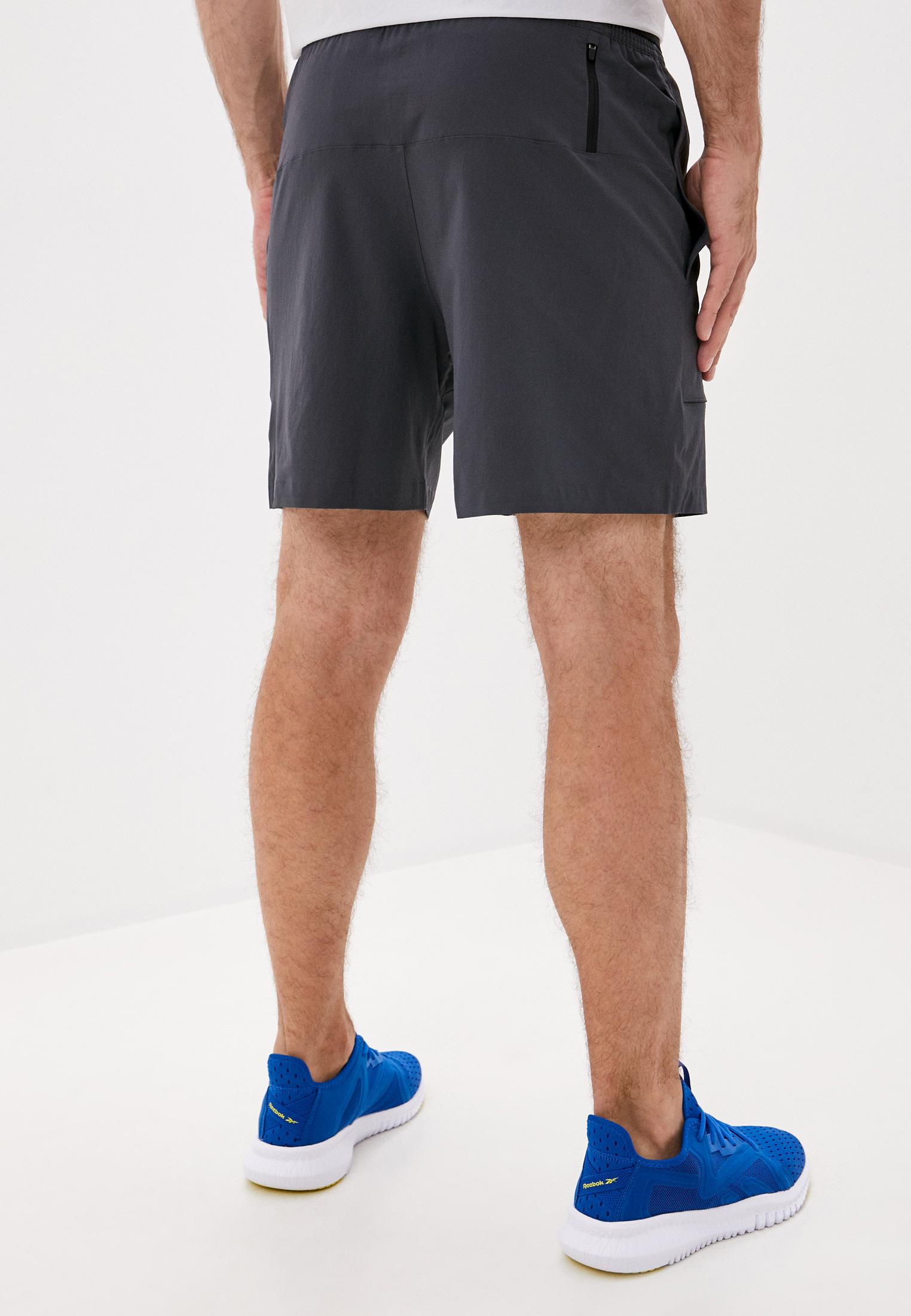 Мужские спортивные шорты Reebok (Рибок) FU1479: изображение 3