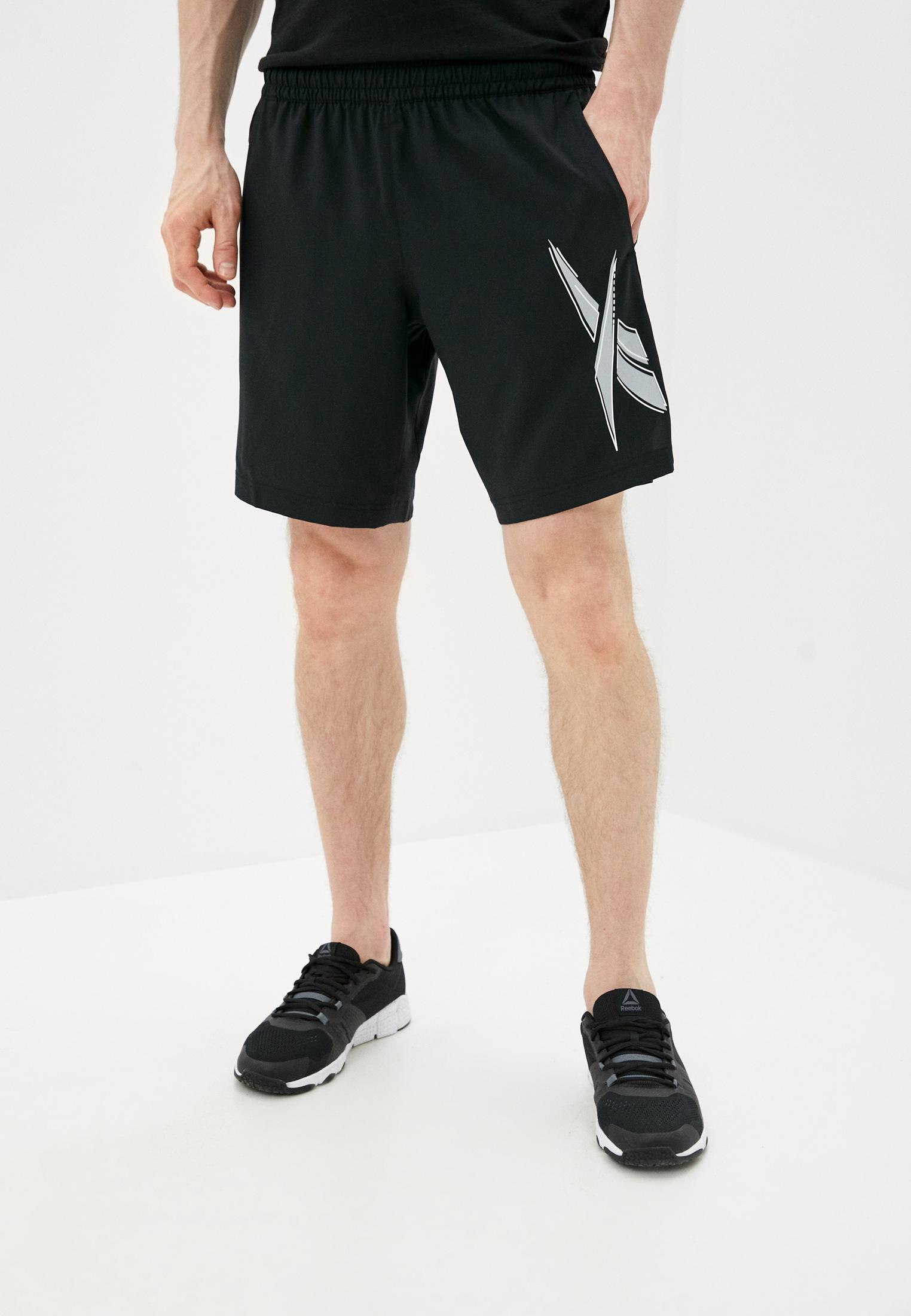 Мужские спортивные шорты Reebok (Рибок) FU3355