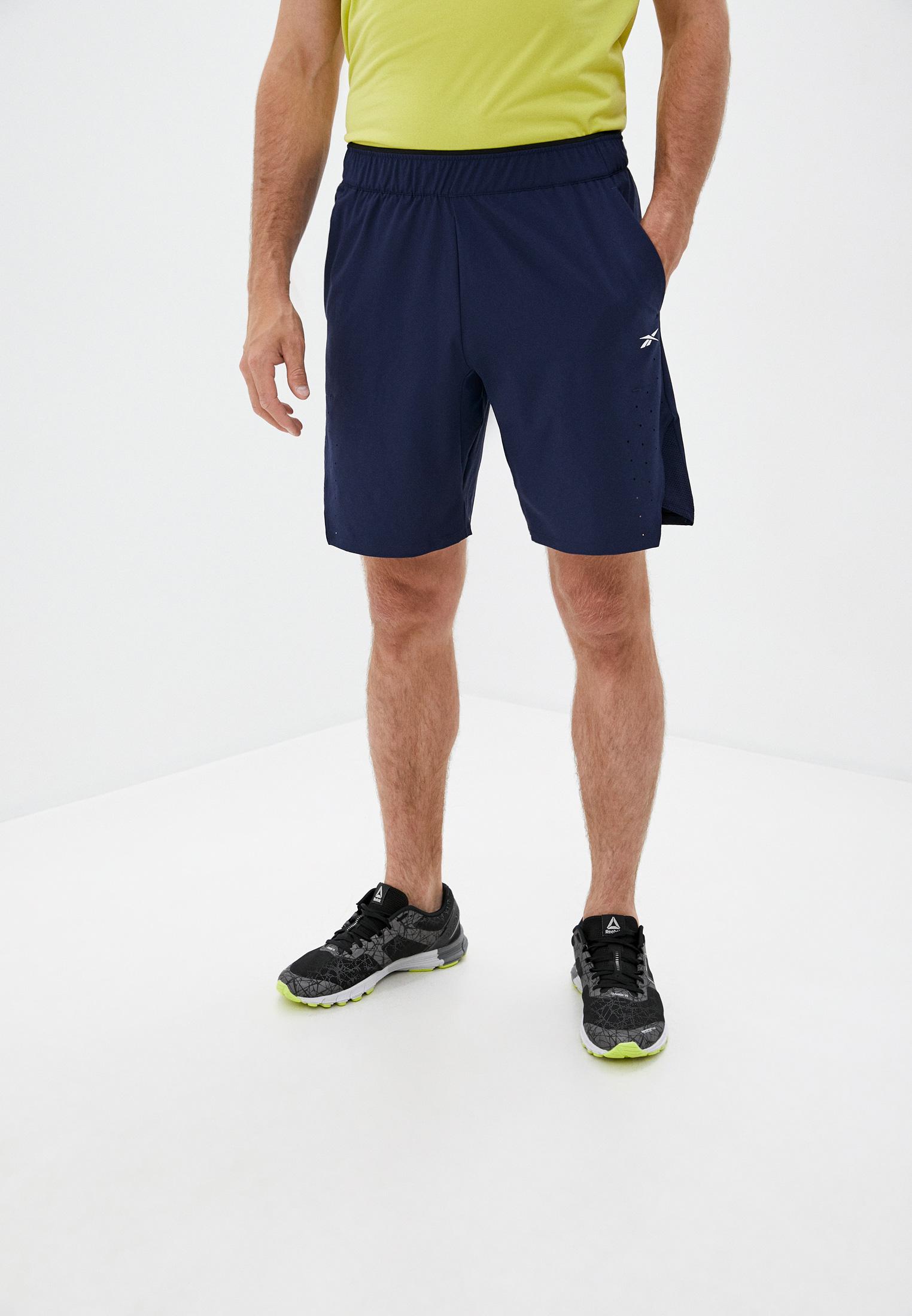 Мужские шорты Reebok (Рибок) FU2101