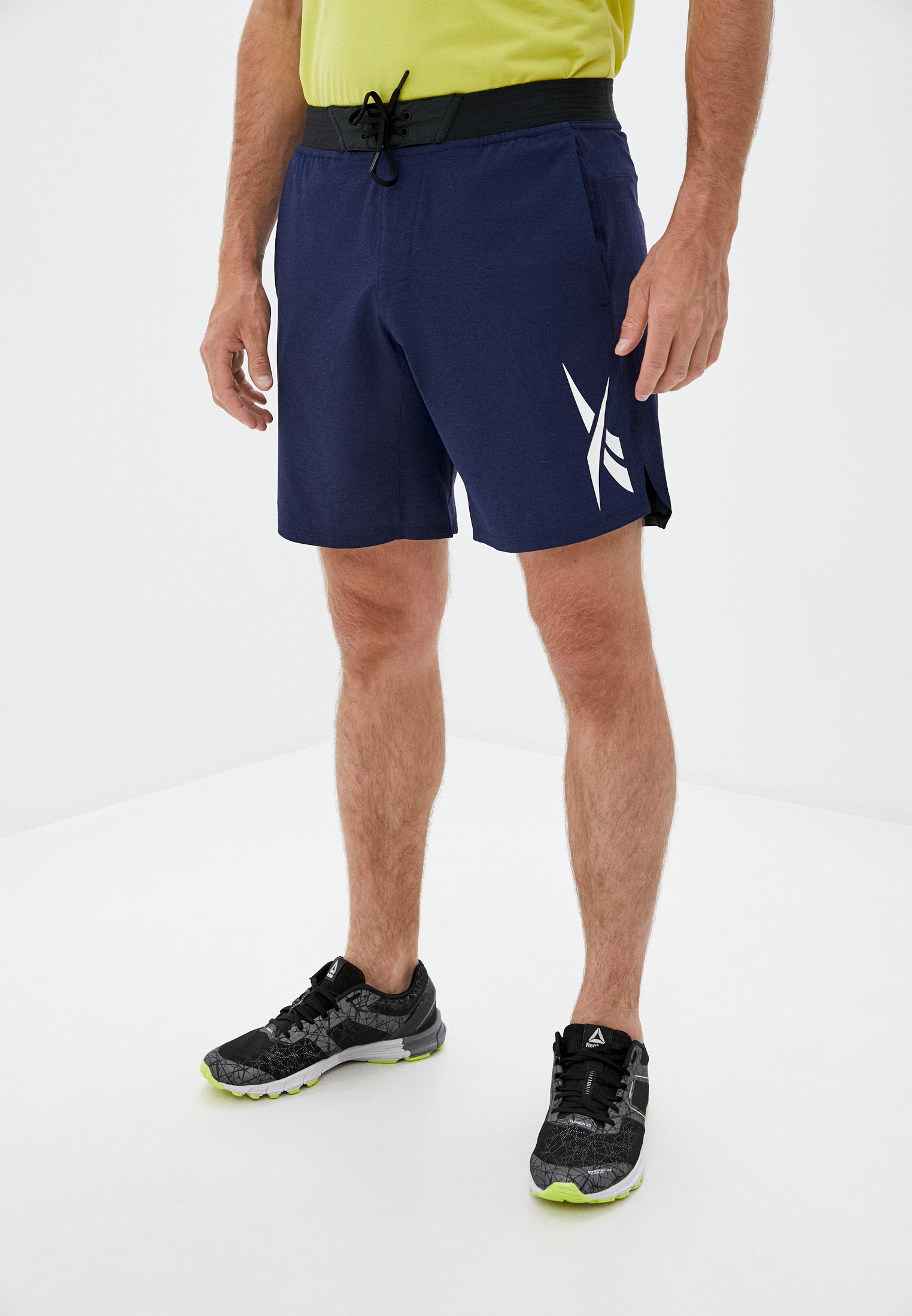 Мужские спортивные шорты Reebok (Рибок) FU2843: изображение 1