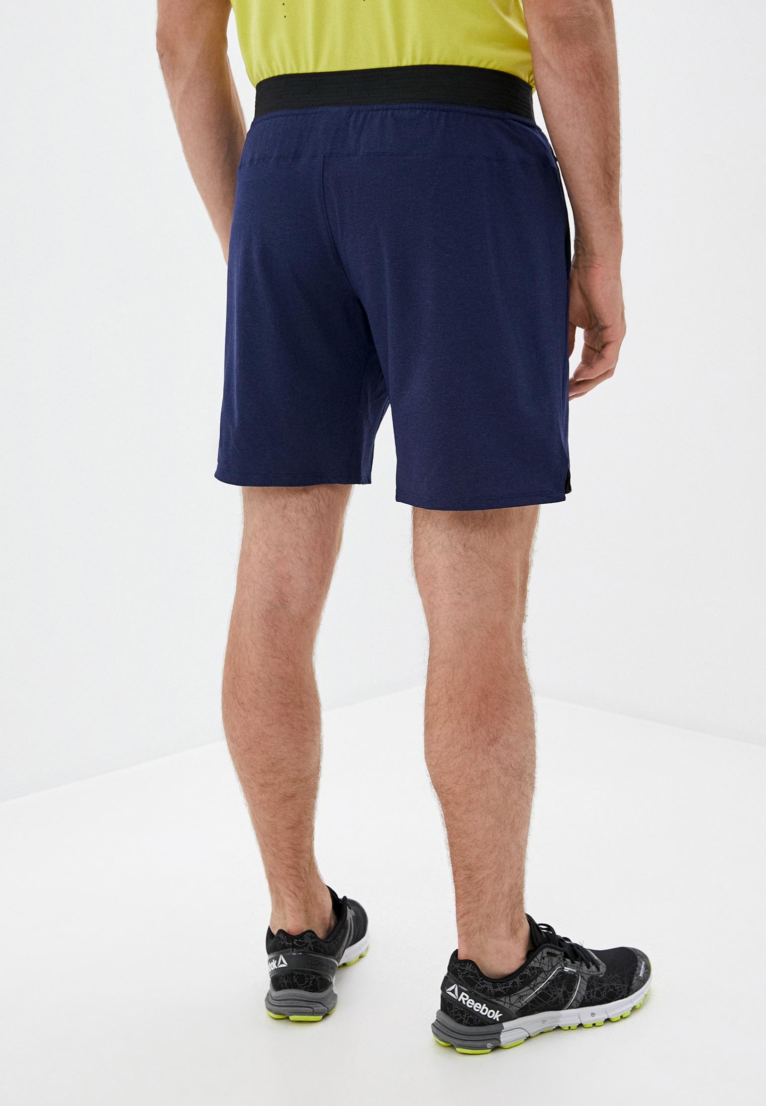 Мужские спортивные шорты Reebok (Рибок) FU2843: изображение 3