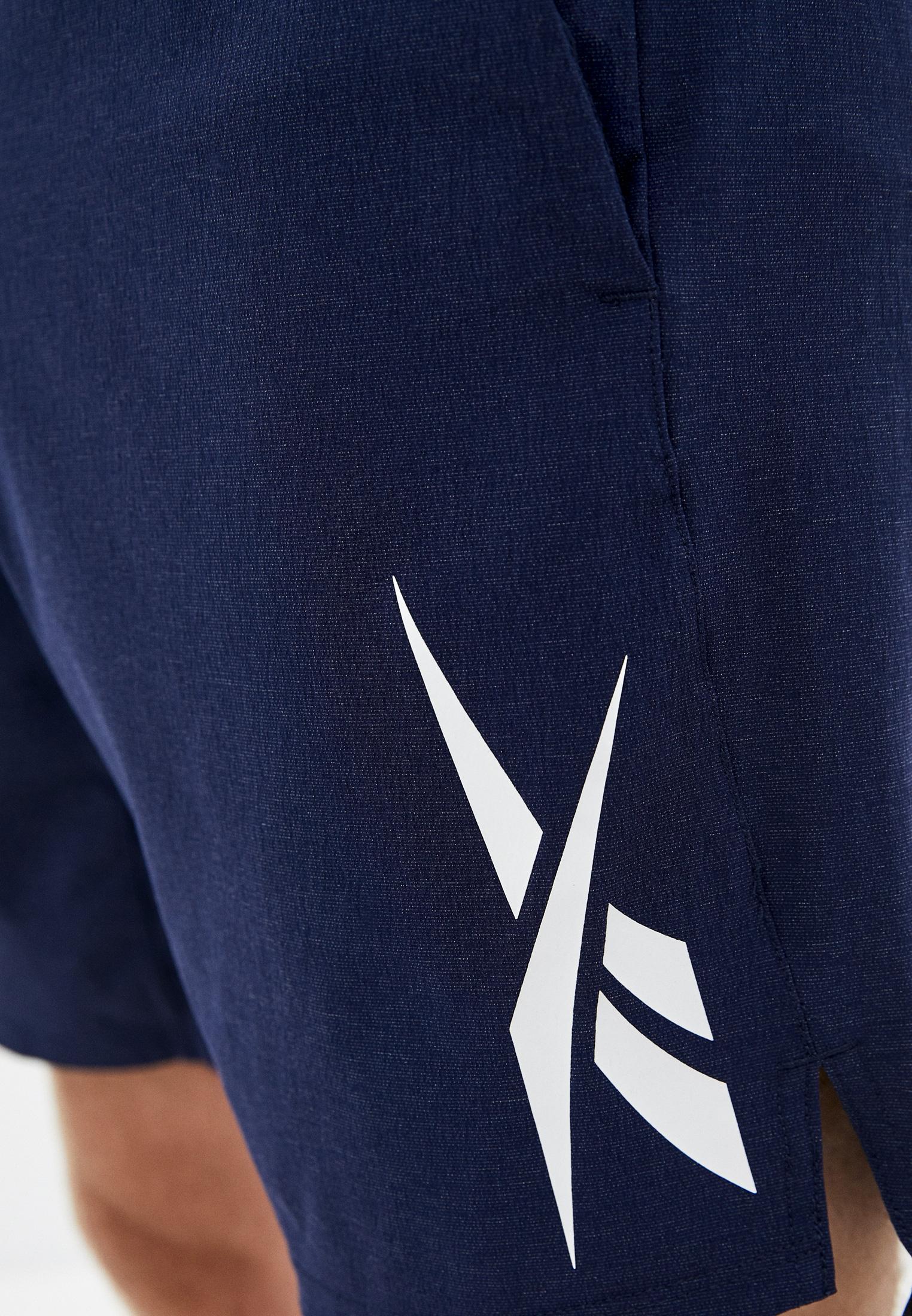 Мужские спортивные шорты Reebok (Рибок) FU2843: изображение 4