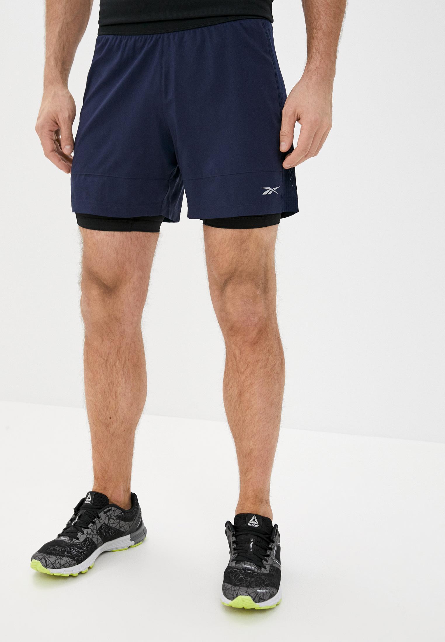 Мужские спортивные шорты Reebok (Рибок) FU1339: изображение 1