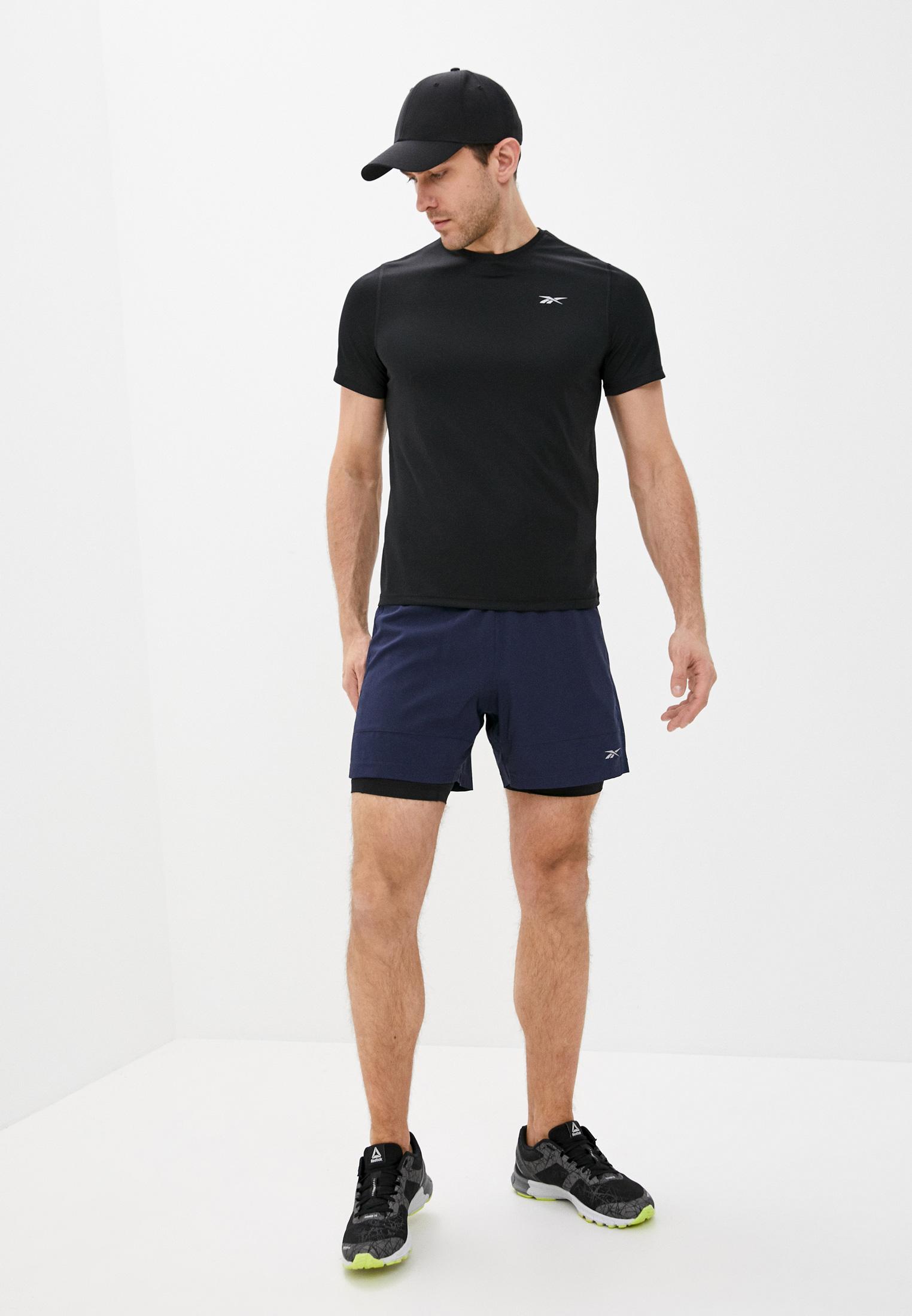 Мужские спортивные шорты Reebok (Рибок) FU1339: изображение 2