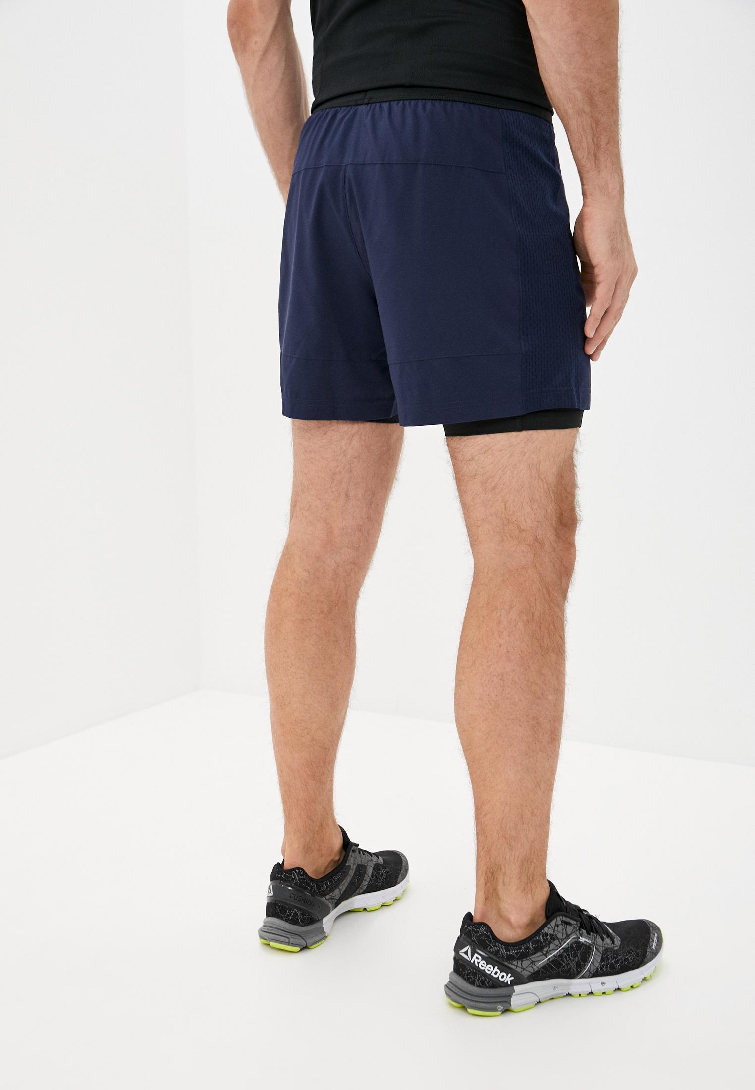 Мужские спортивные шорты Reebok (Рибок) FU1339: изображение 3