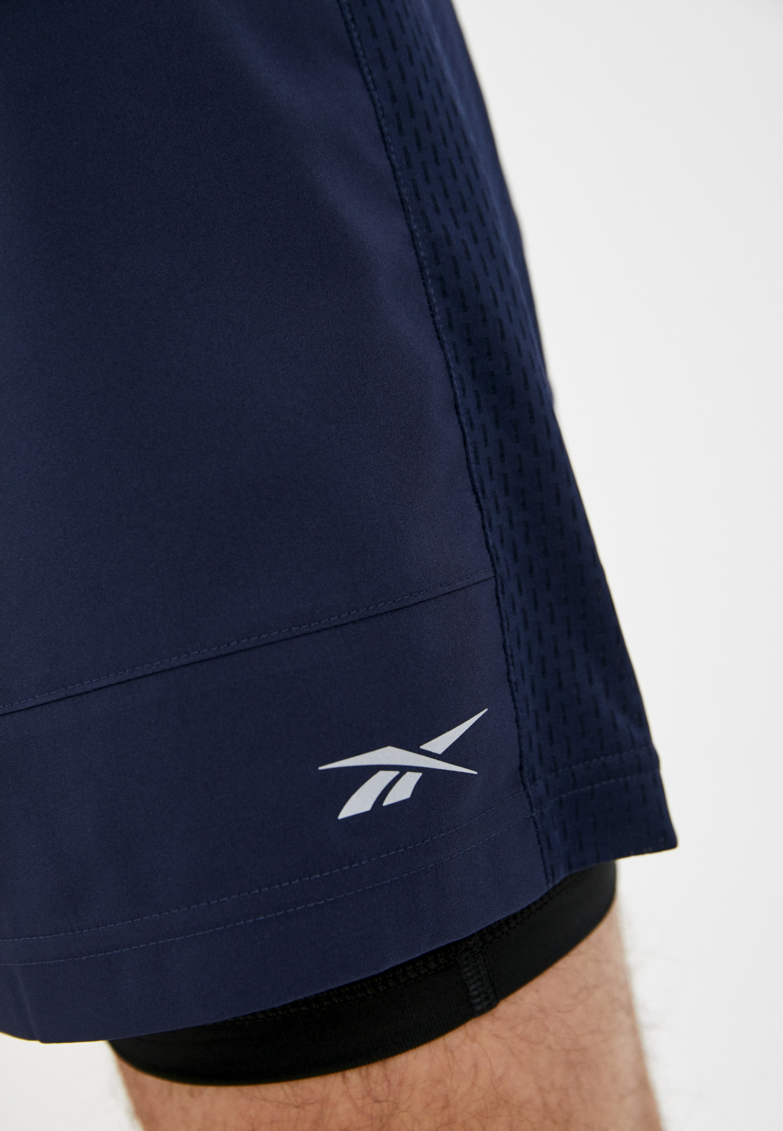 Мужские спортивные шорты Reebok (Рибок) FU1339: изображение 4