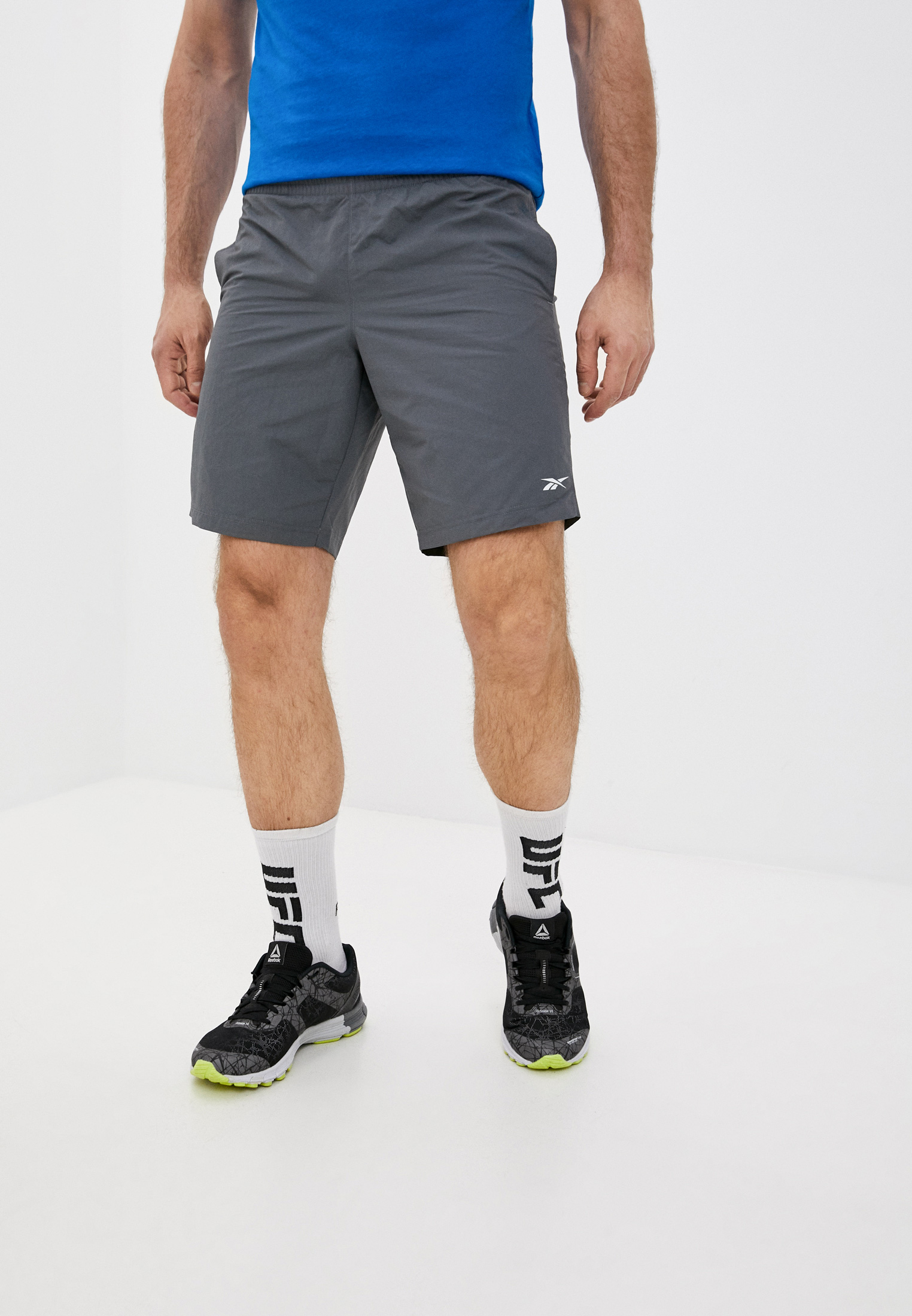 Мужские спортивные шорты Reebok (Рибок) GI8523