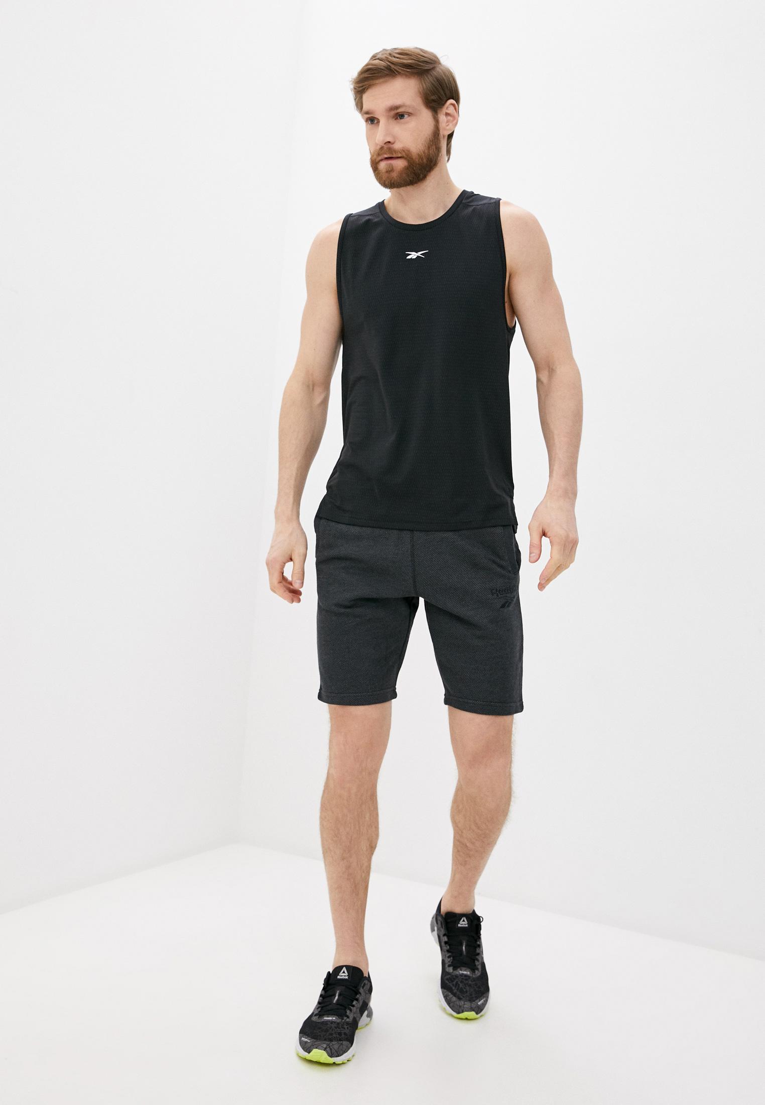 Мужские спортивные шорты Reebok (Рибок) GI9417: изображение 2