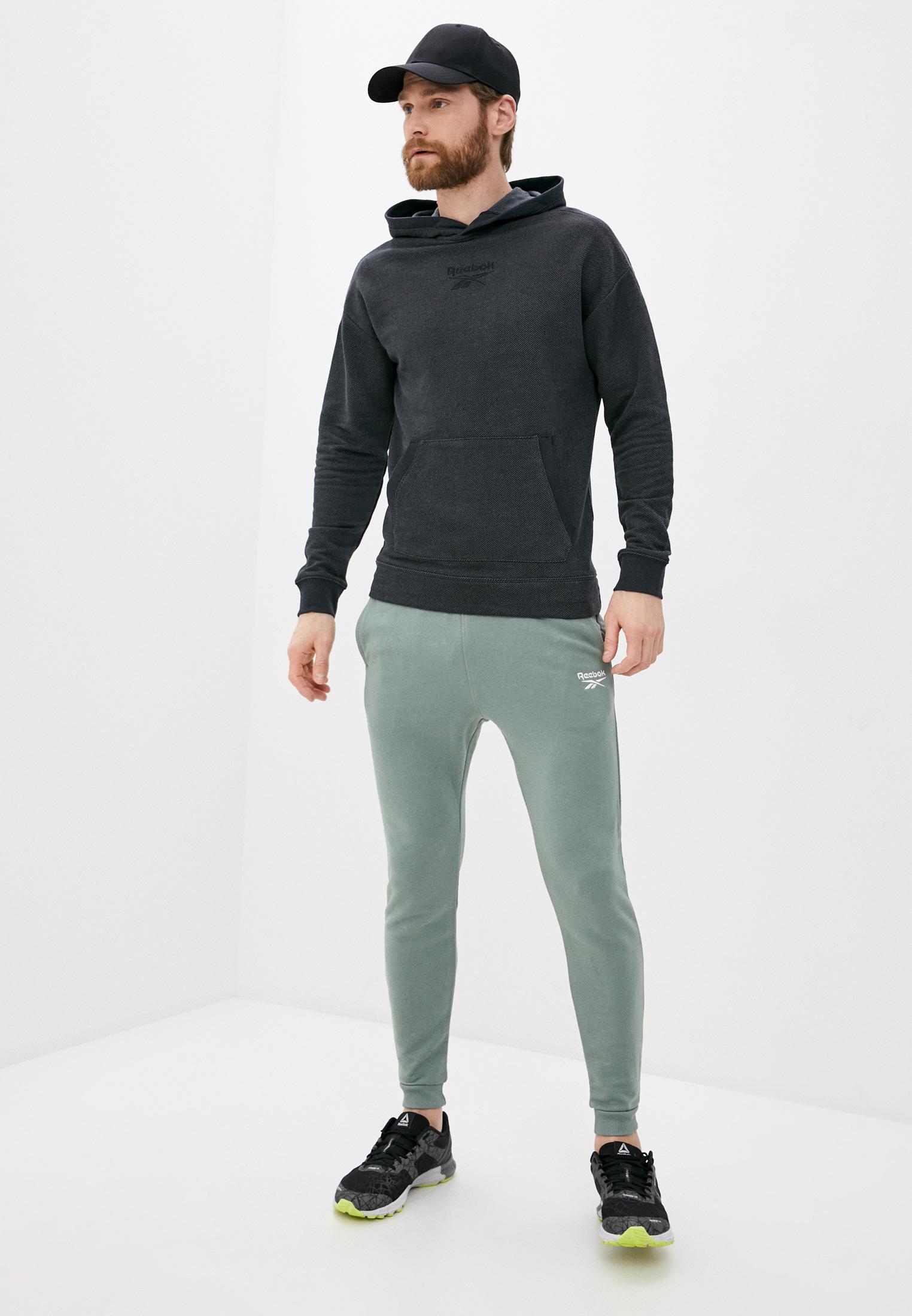 Мужские спортивные брюки Reebok (Рибок) GJ0553: изображение 2