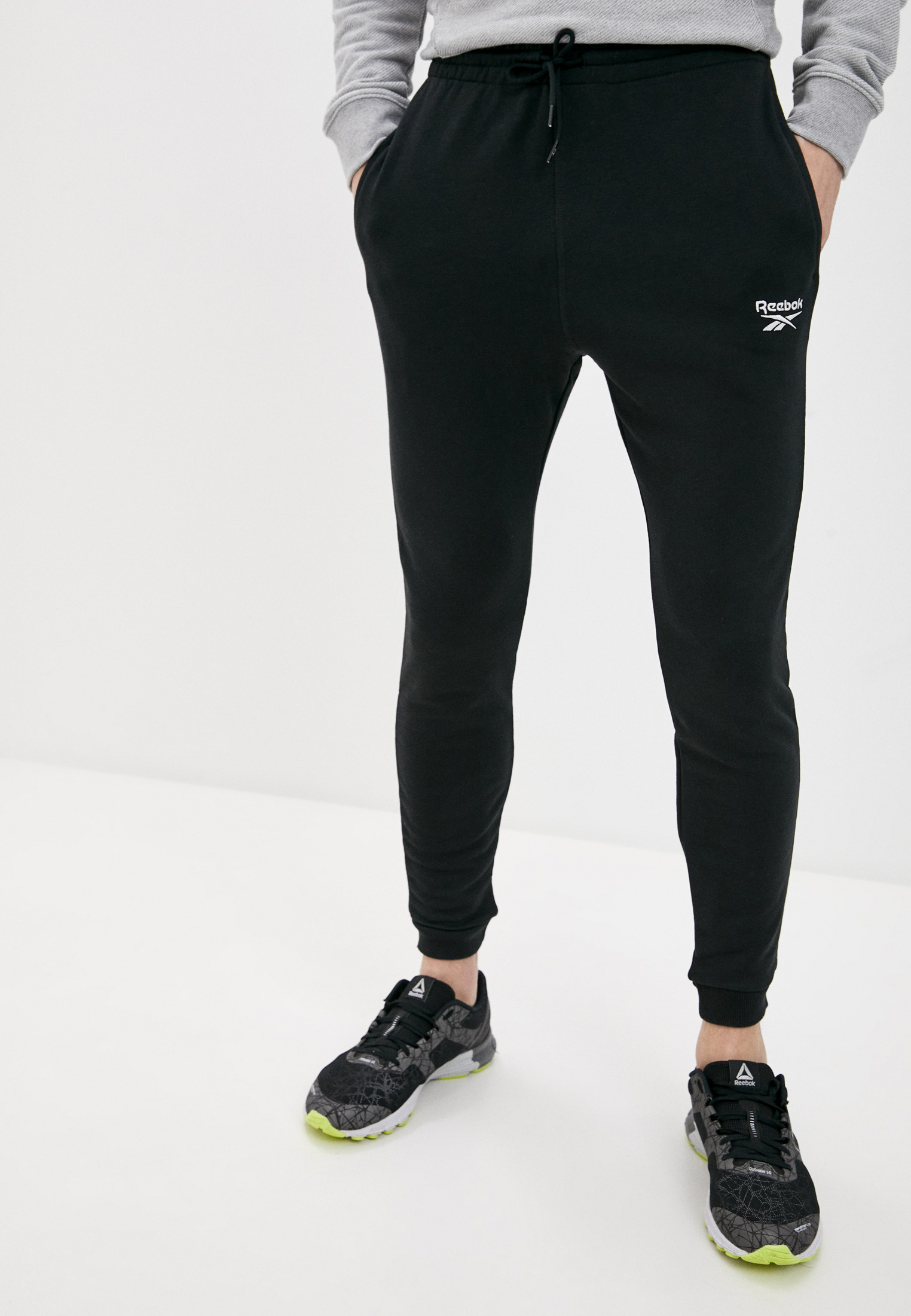 Мужские спортивные брюки Reebok (Рибок) GJ0554