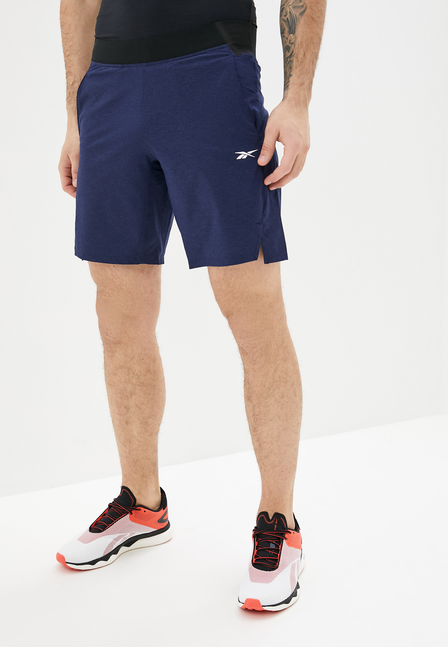 Мужские спортивные шорты Reebok (Рибок) GJ6320: изображение 1