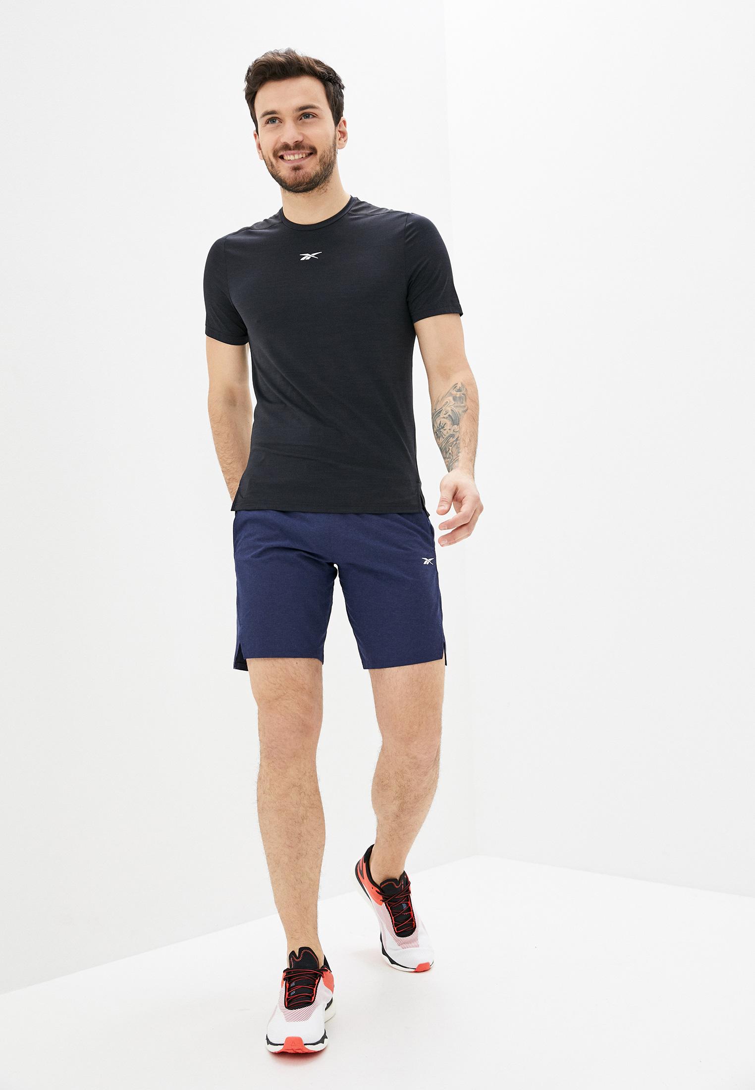 Мужские спортивные шорты Reebok (Рибок) GJ6320: изображение 2