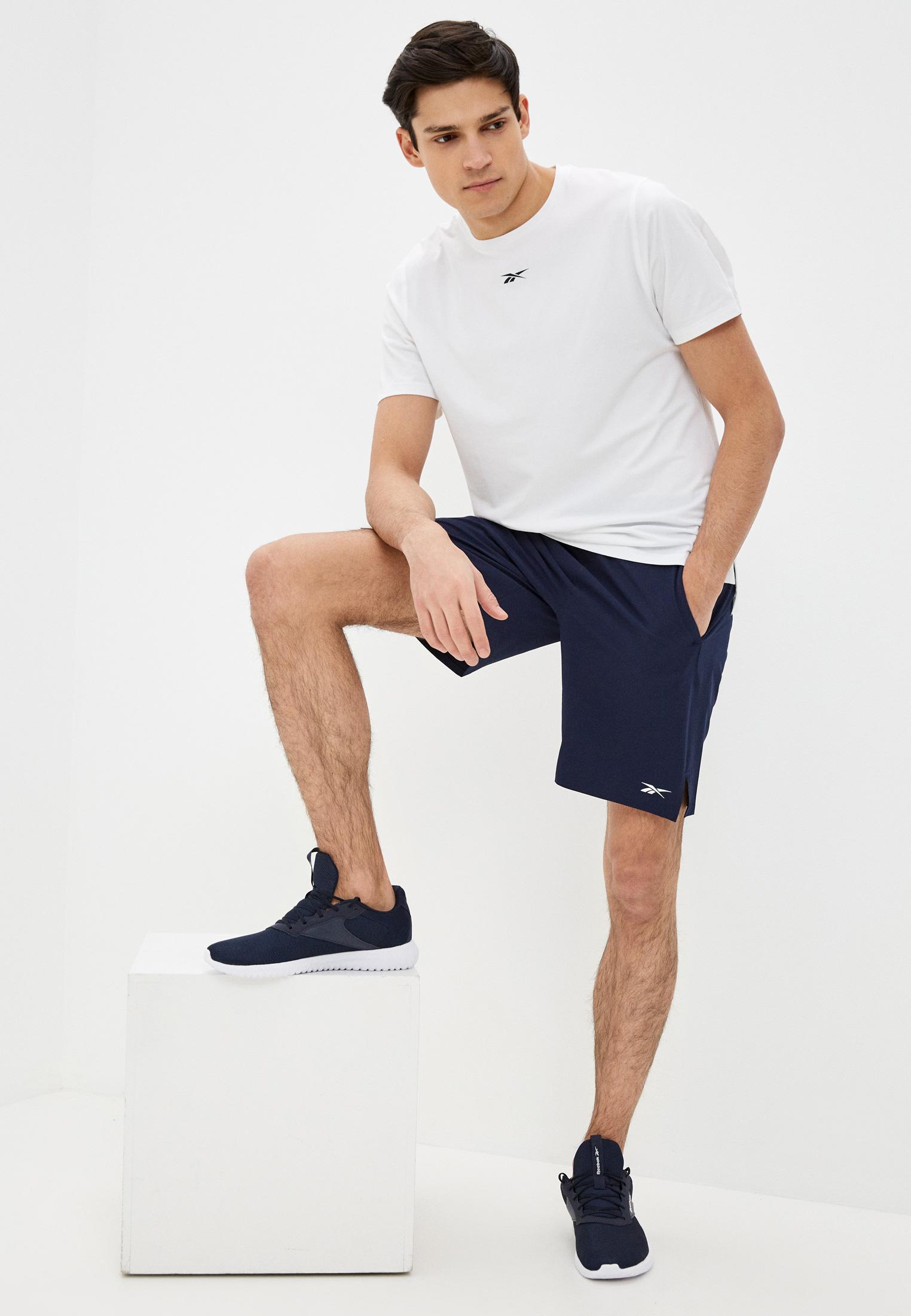 Мужские спортивные шорты Reebok (Рибок) GJ6325: изображение 2