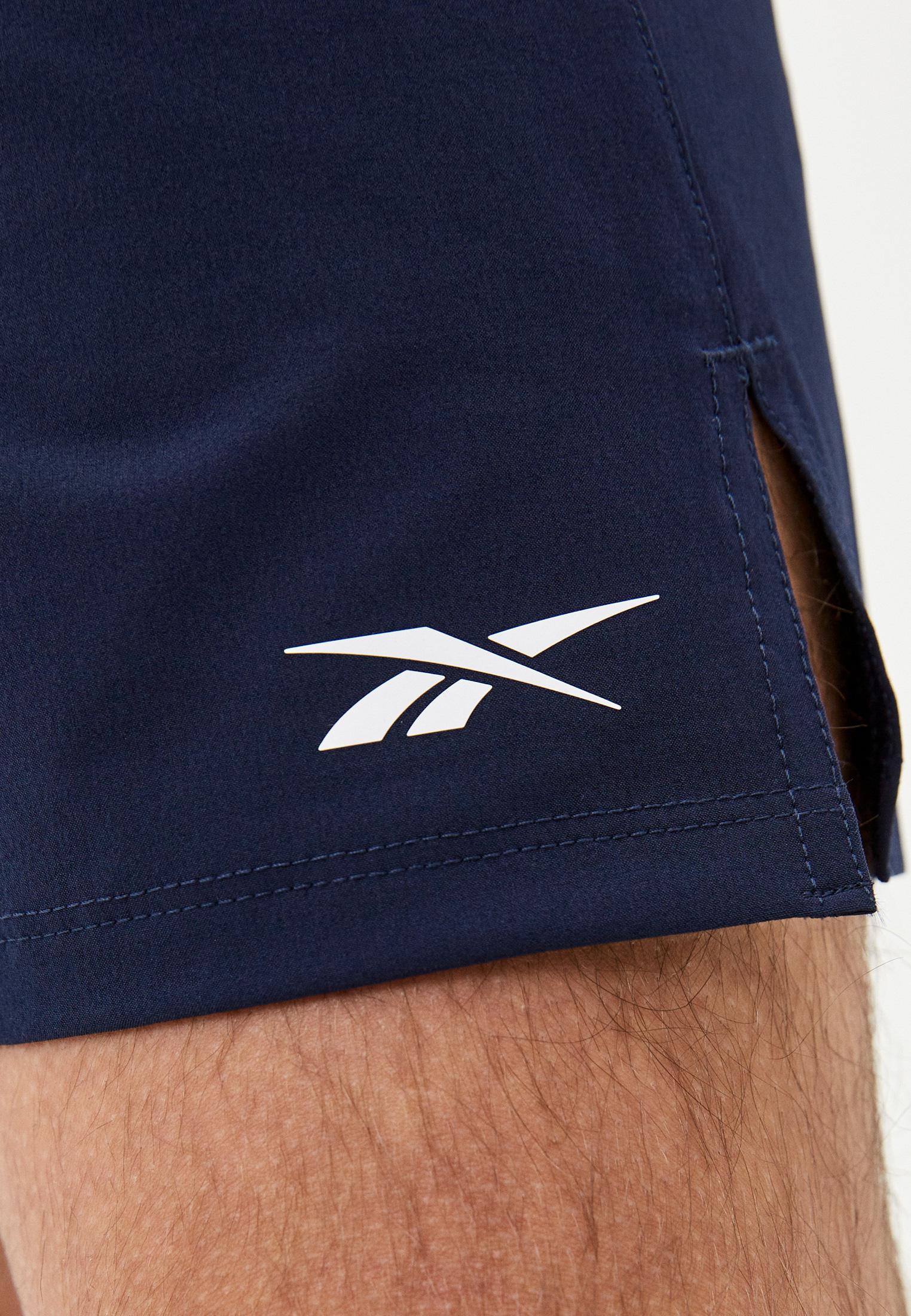 Мужские спортивные шорты Reebok (Рибок) GJ6325: изображение 4
