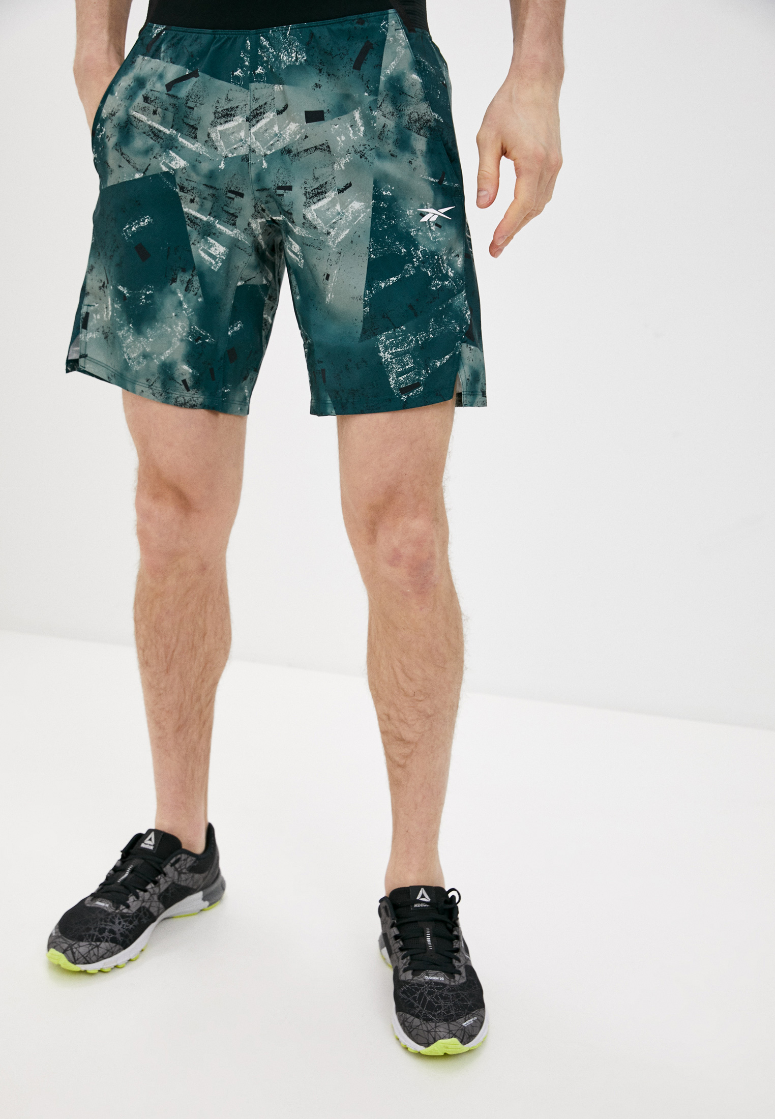 Мужские спортивные шорты Reebok (Рибок) GJ6384: изображение 1