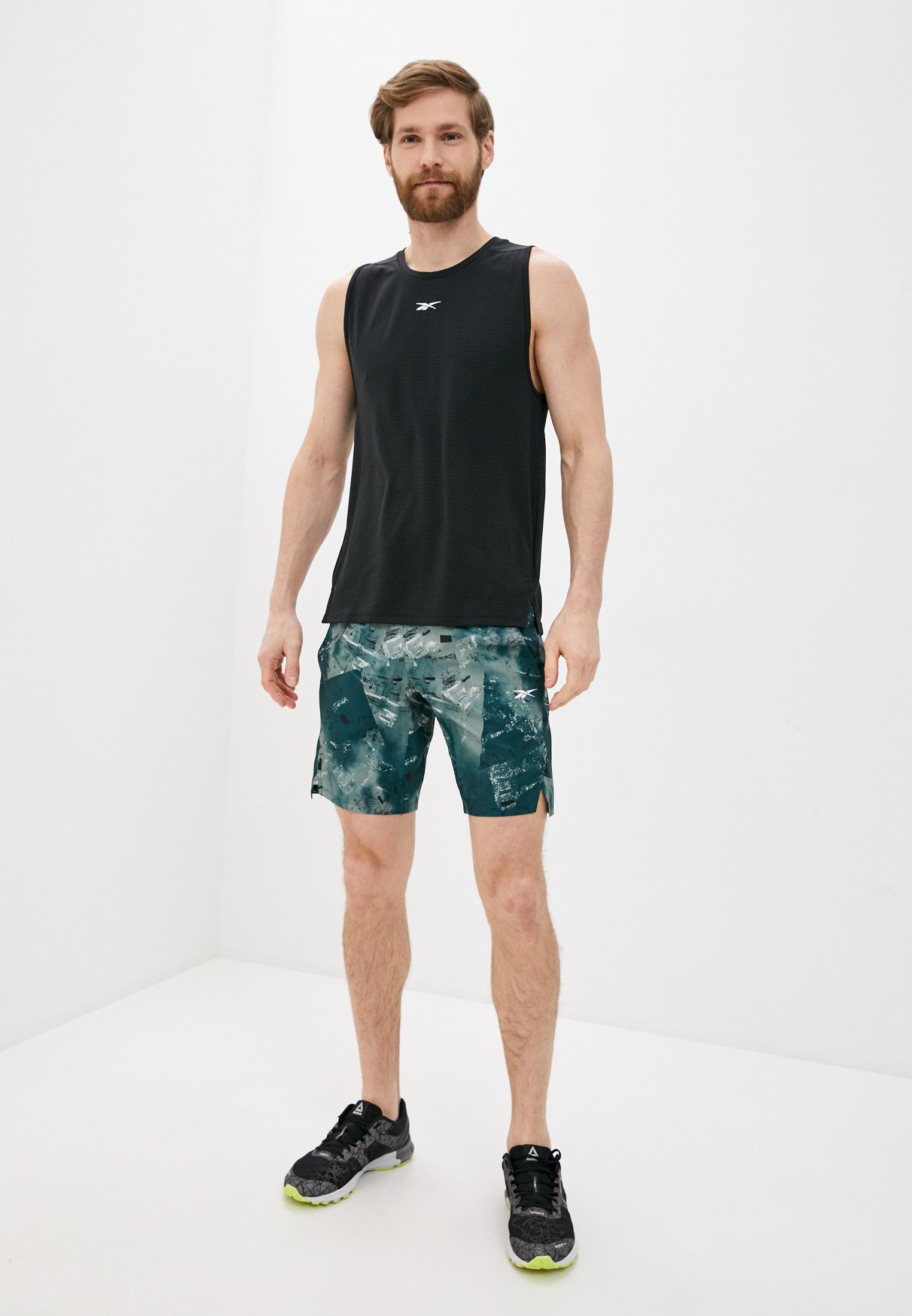 Мужские спортивные шорты Reebok (Рибок) GJ6384: изображение 2