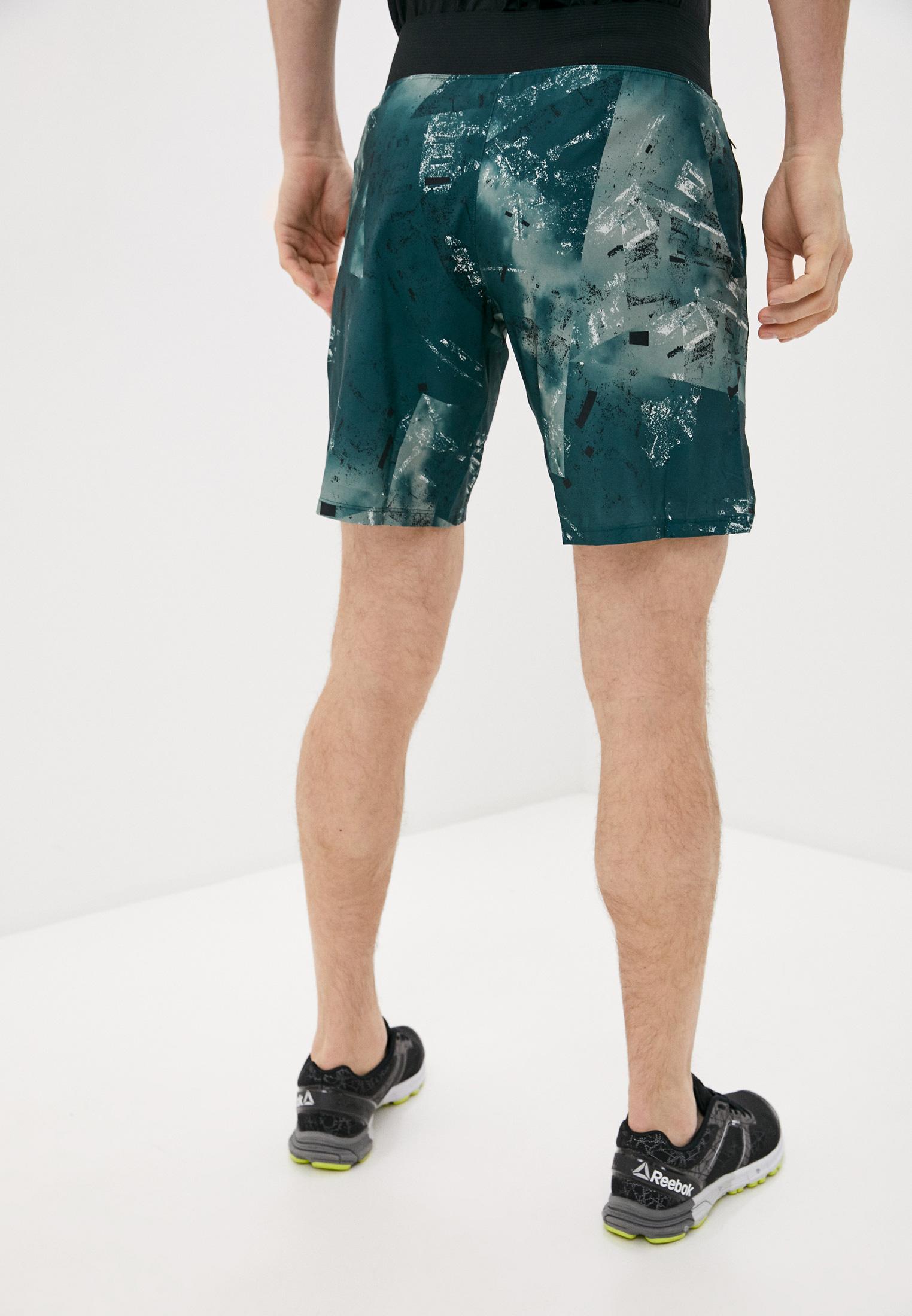 Мужские спортивные шорты Reebok (Рибок) GJ6384: изображение 3