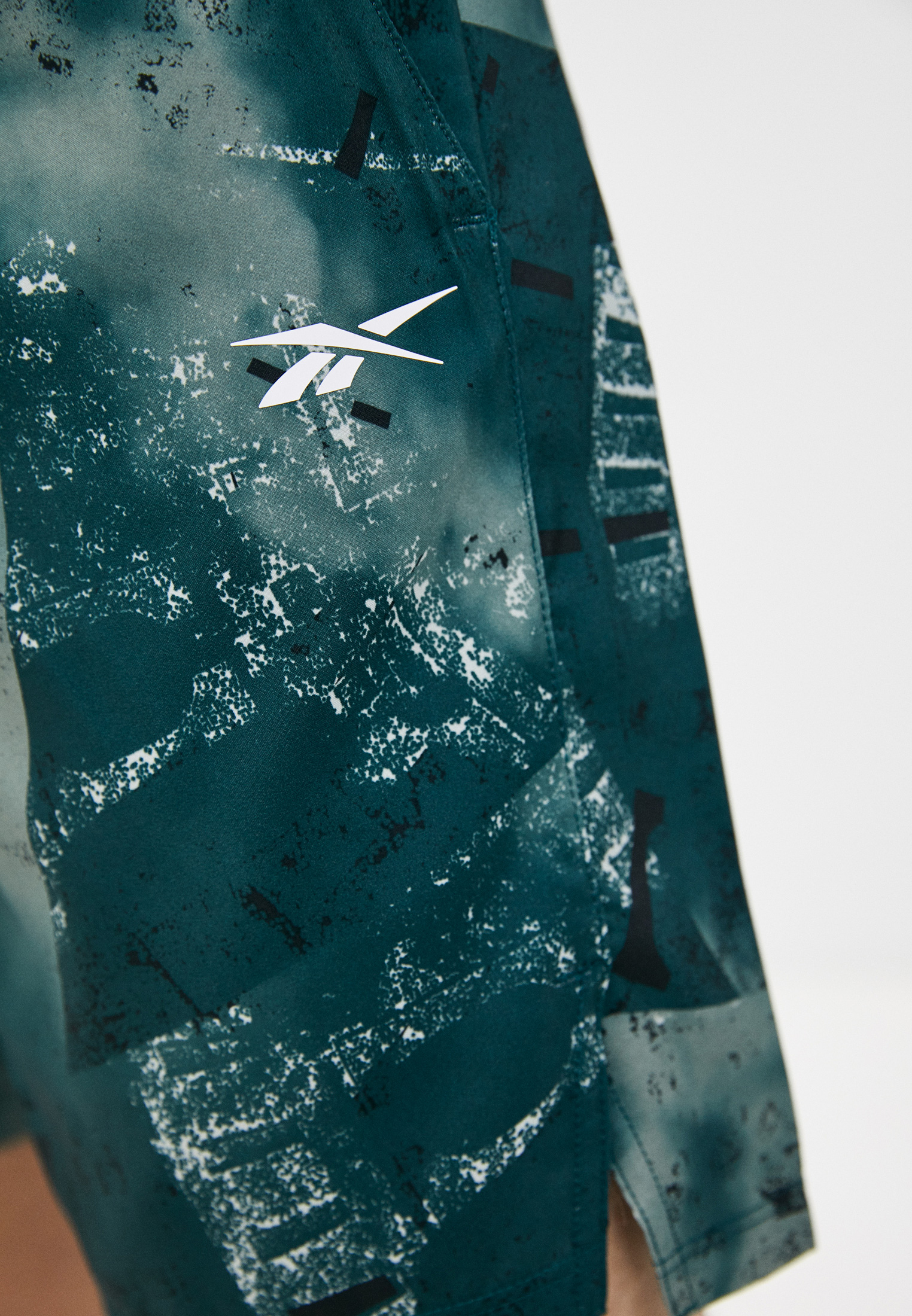 Мужские спортивные шорты Reebok (Рибок) GJ6384: изображение 4