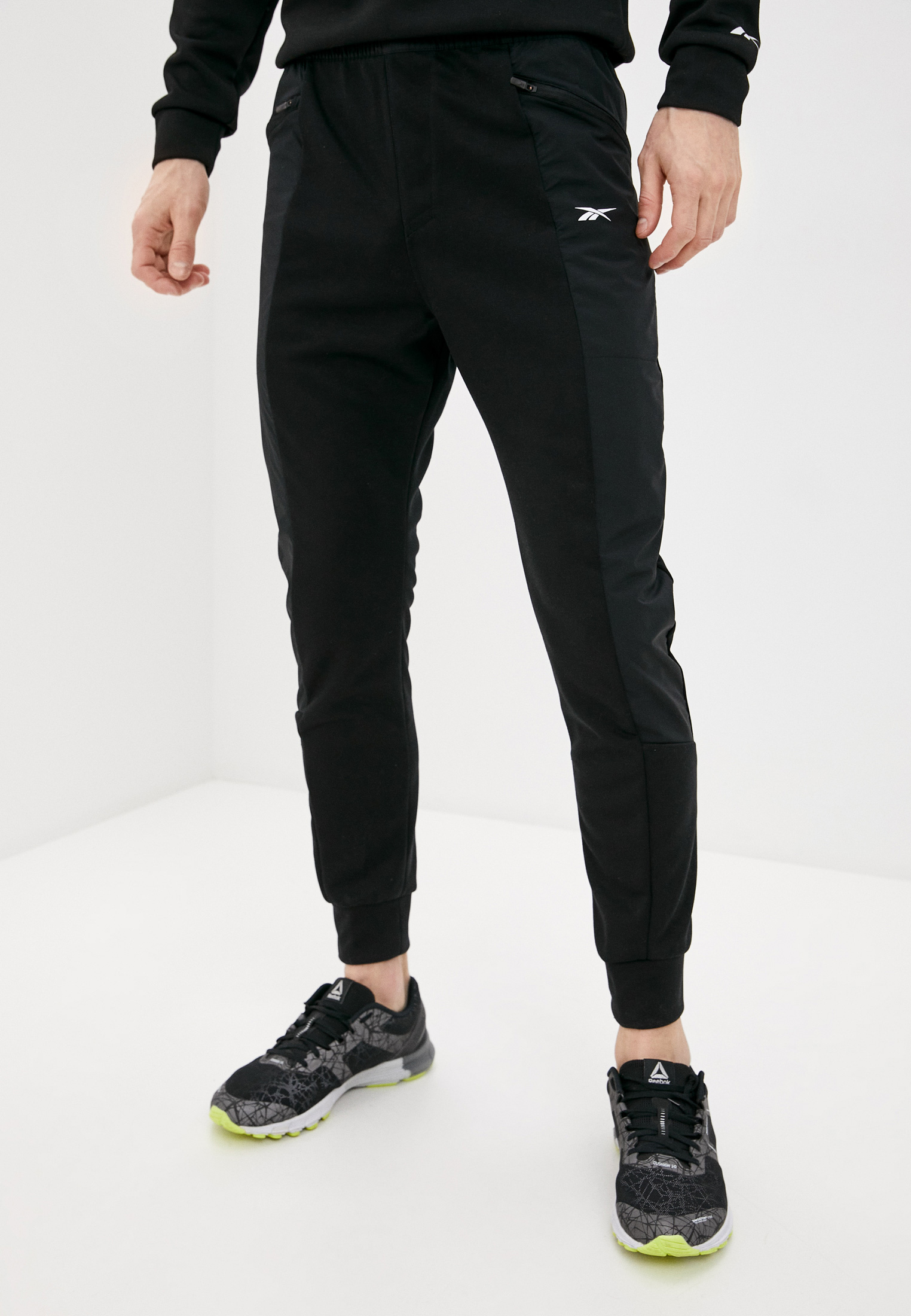 Мужские спортивные брюки Reebok (Рибок) GL3110: изображение 1