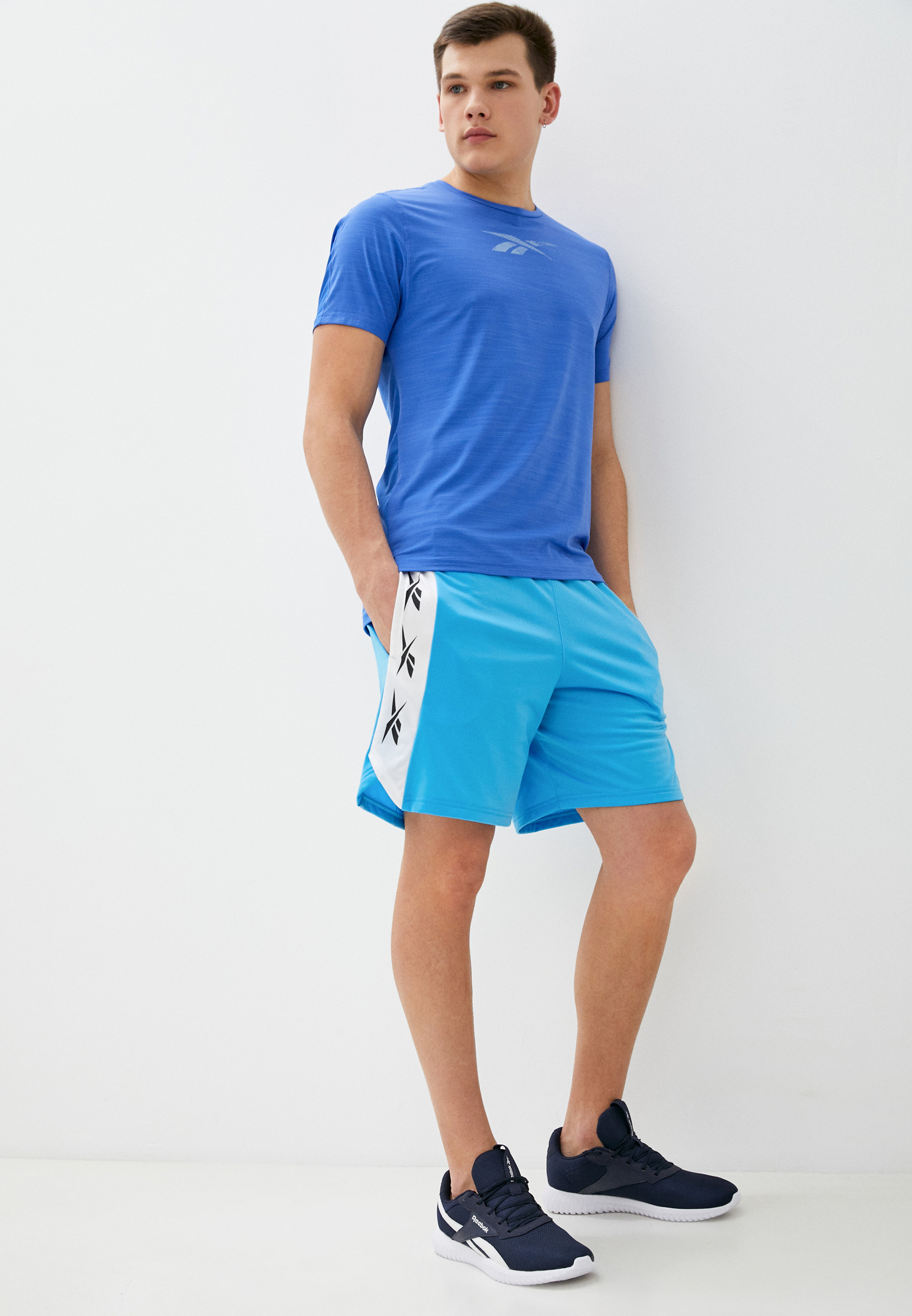 Мужские спортивные шорты Reebok (Рибок) GL3152: изображение 2