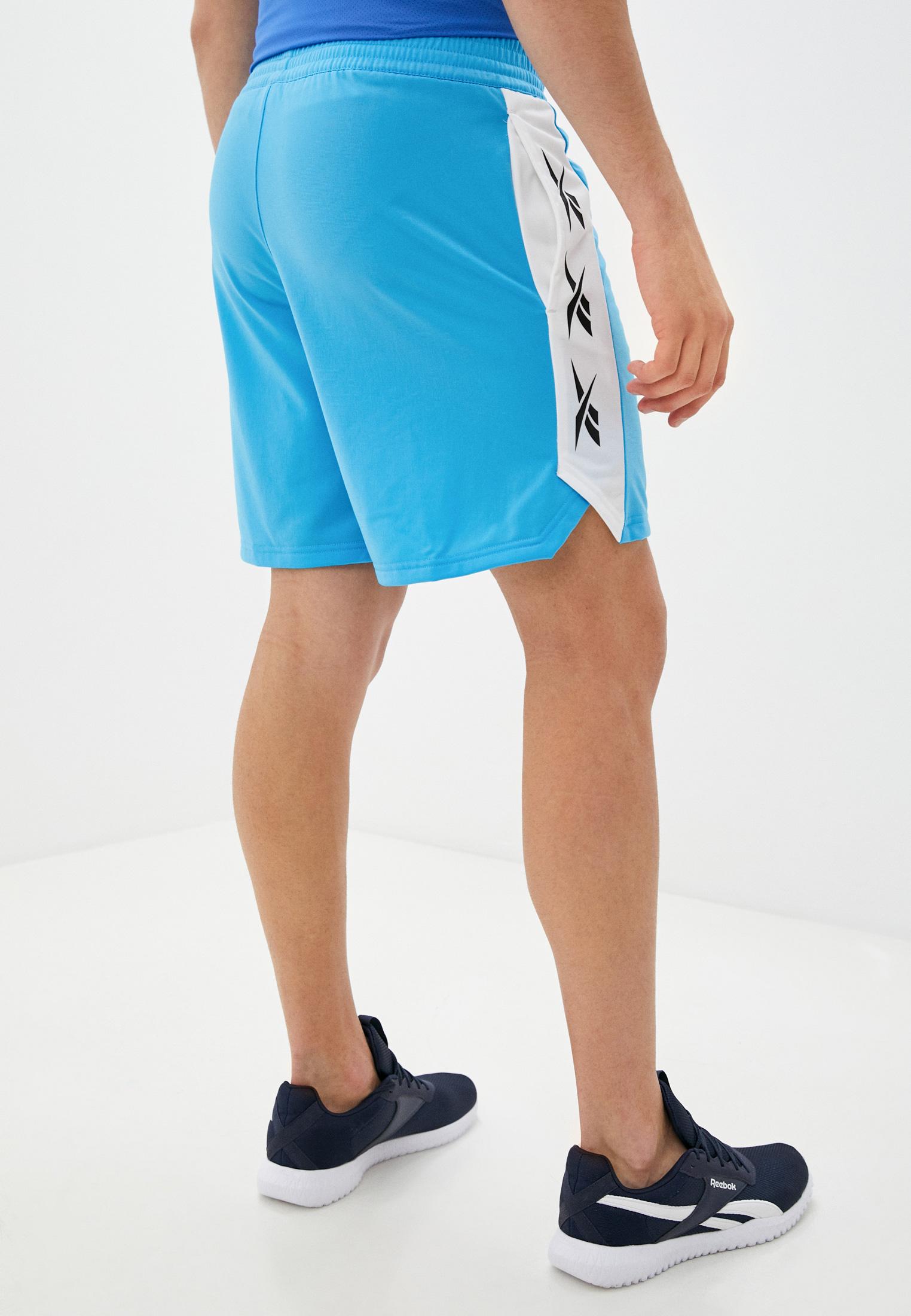 Мужские спортивные шорты Reebok (Рибок) GL3152: изображение 3
