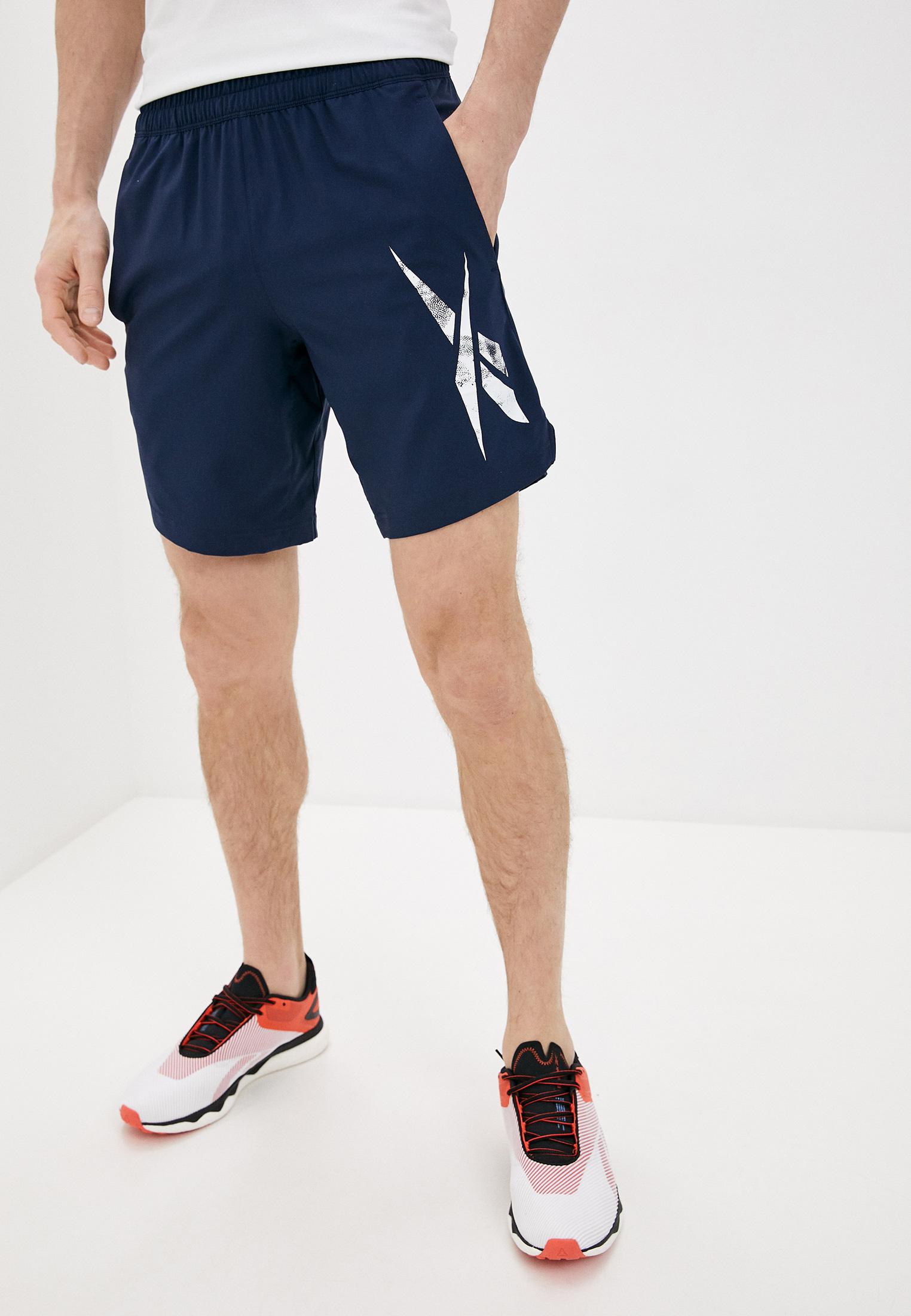 Мужские спортивные шорты Reebok (Рибок) GN5381: изображение 1