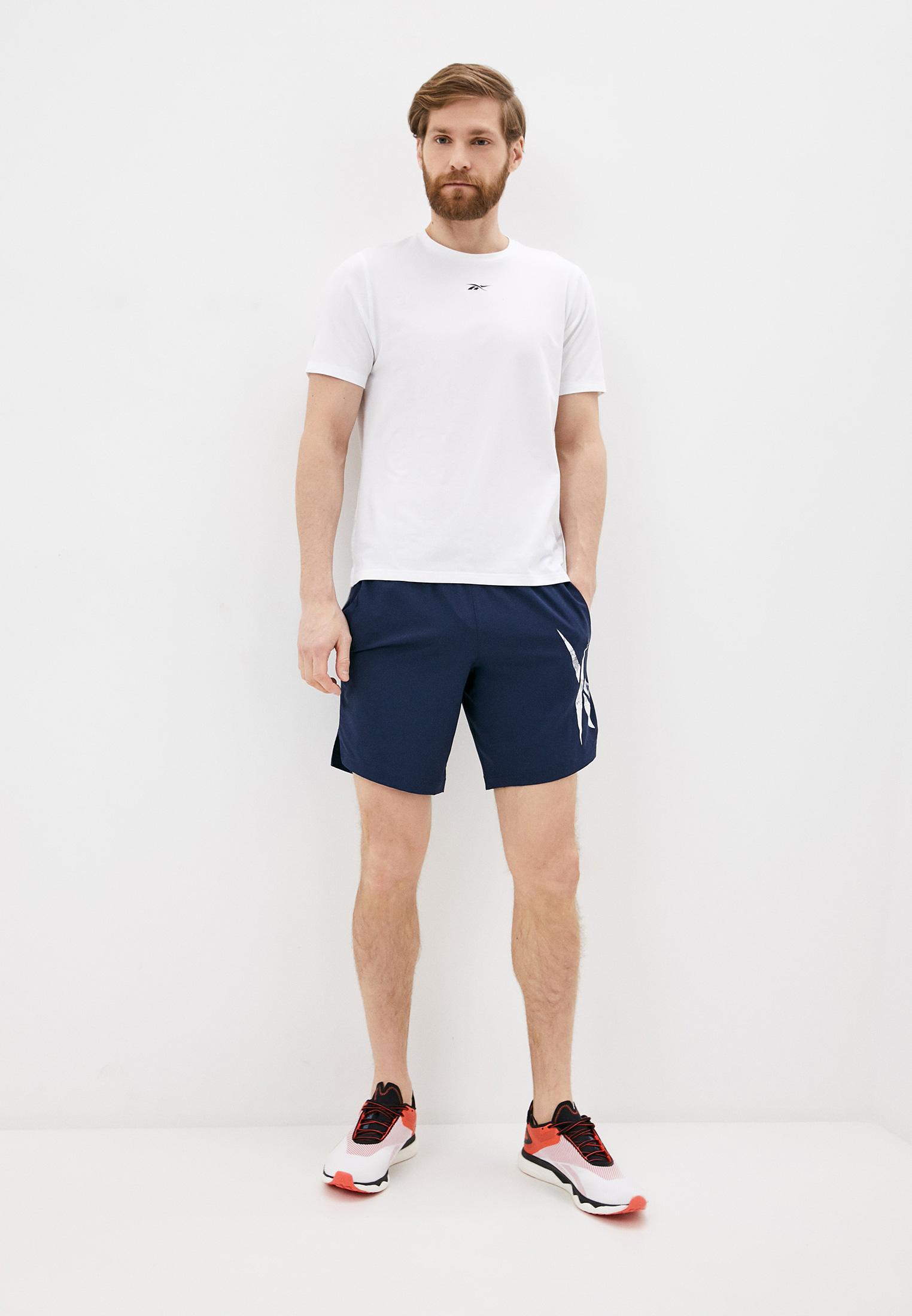 Мужские спортивные шорты Reebok (Рибок) GN5381: изображение 2