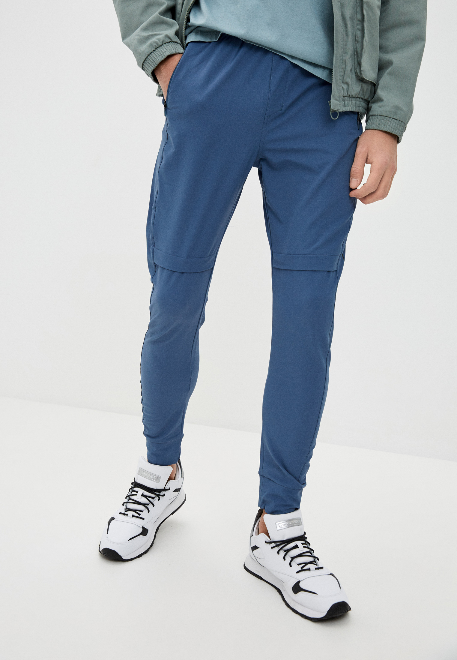 Мужские спортивные брюки Reebok (Рибок) GN9271: изображение 1