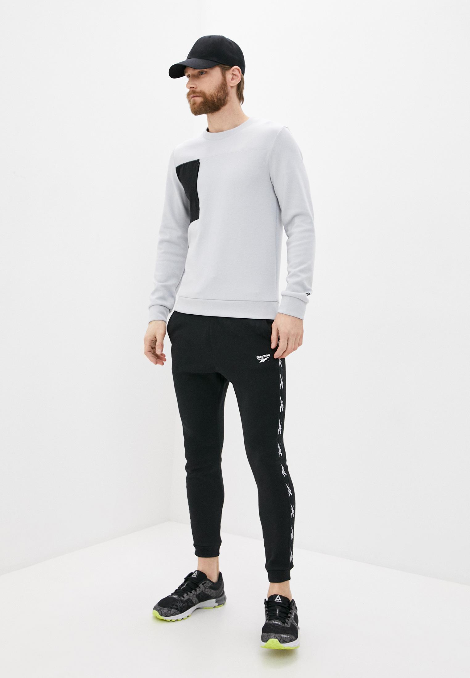 Мужские спортивные брюки Reebok (Рибок) GQ4215: изображение 2