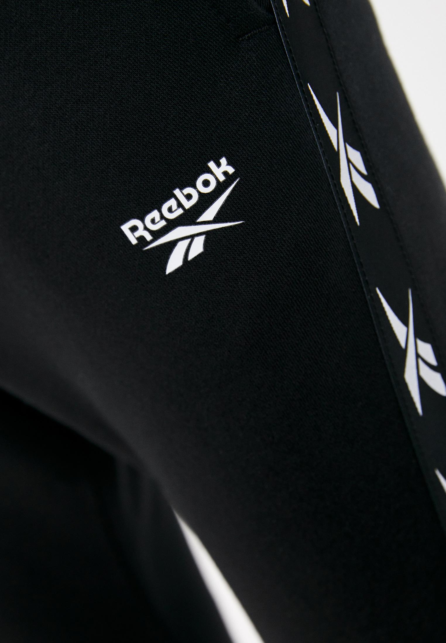 Мужские спортивные брюки Reebok (Рибок) GQ4215: изображение 4